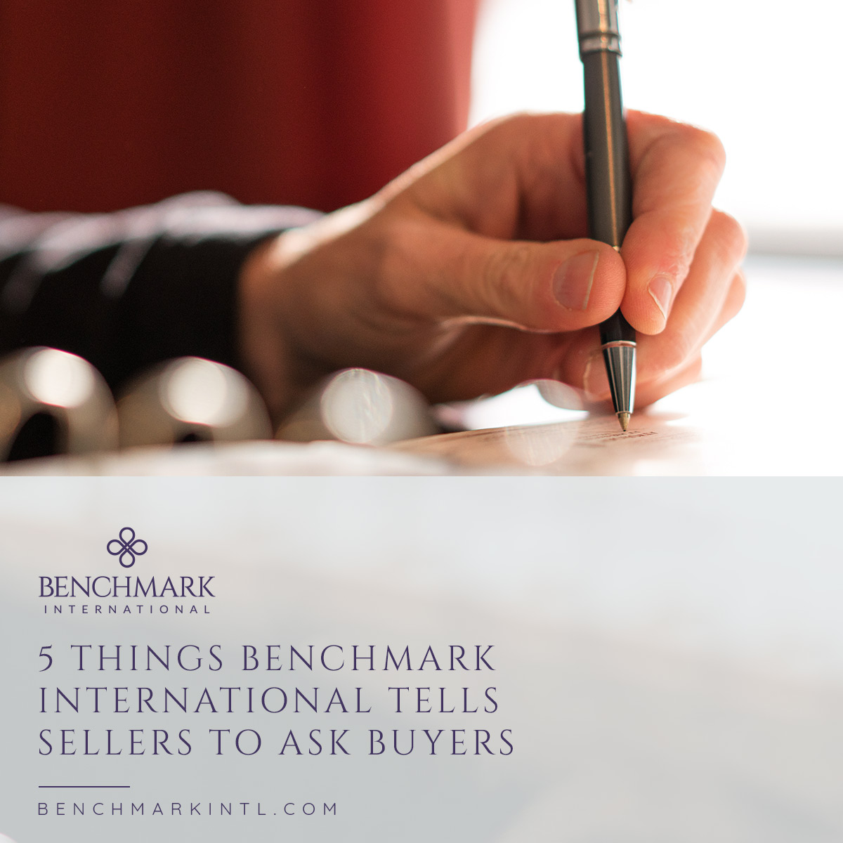 5_Things_Benchmark_International_Tells_Sellers_to_Ask_Buyers_Social