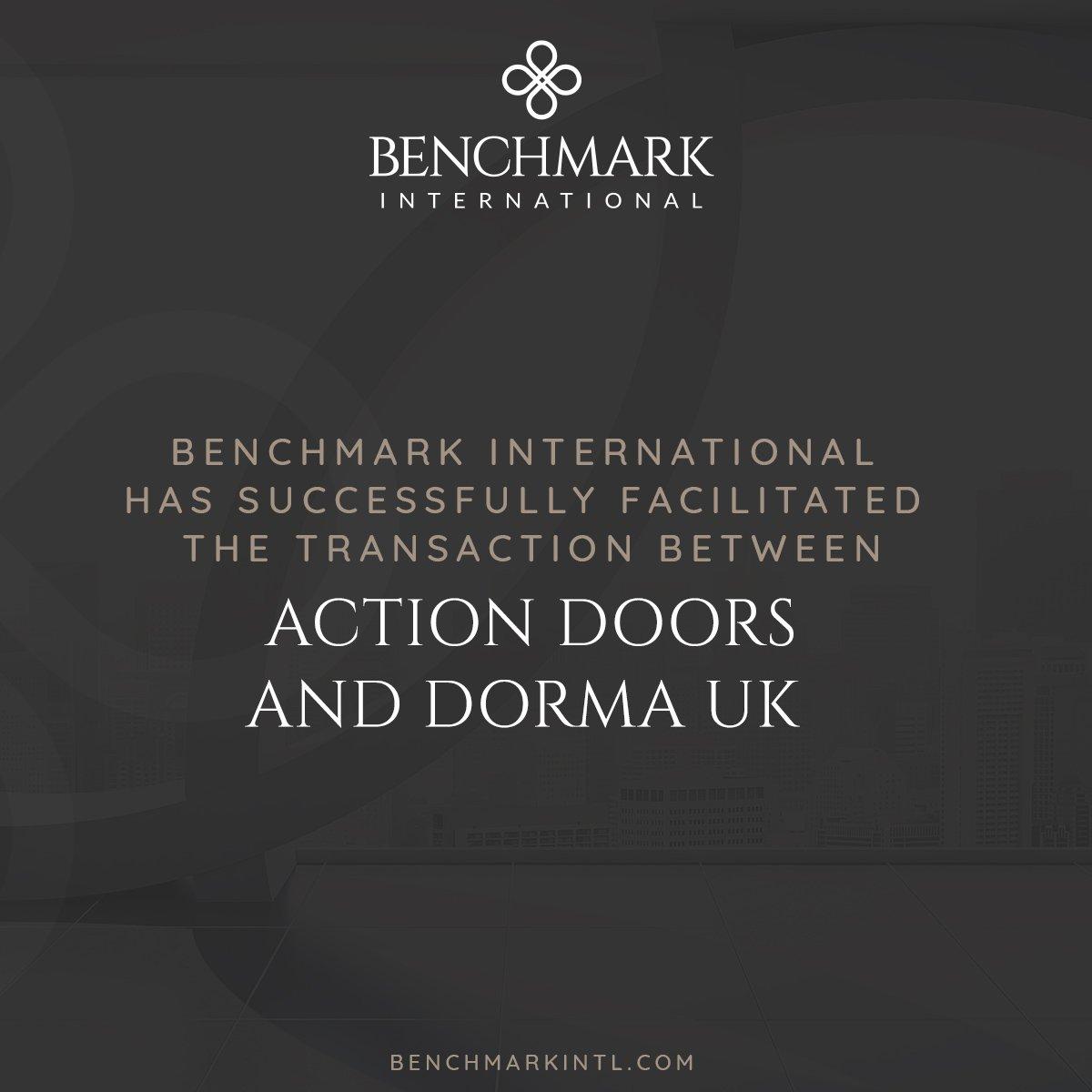 Action Doors acquired by Dormakaba UK
