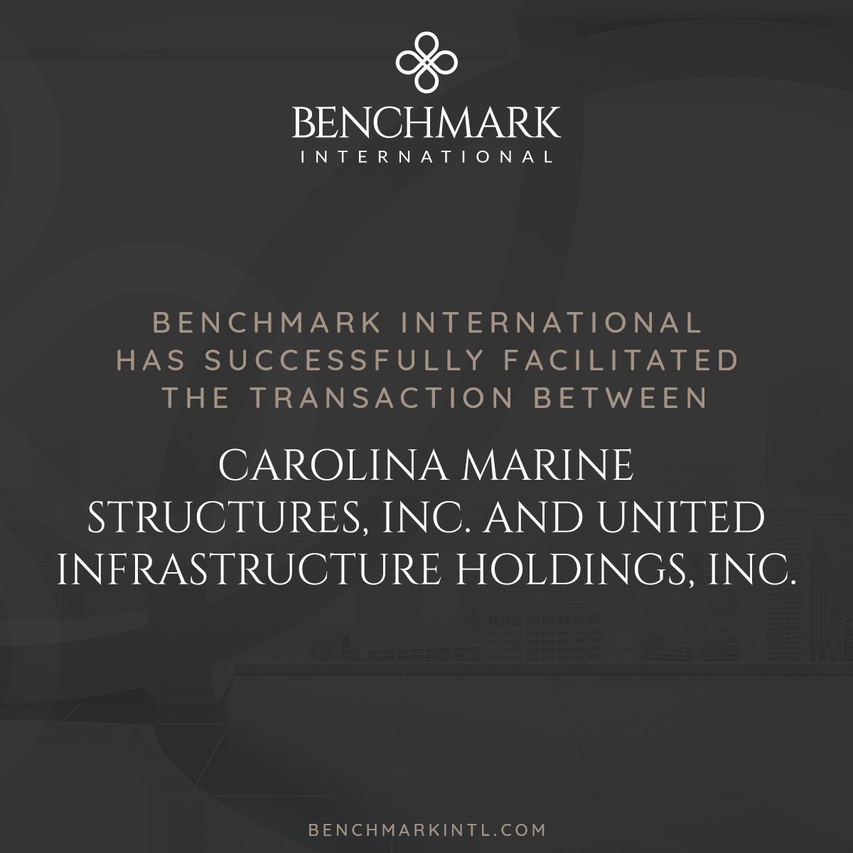 Carolina_Marine_and_United_Infrastructure_Holdings_Social