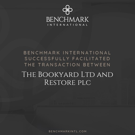 The Bookyard acquired by Restore