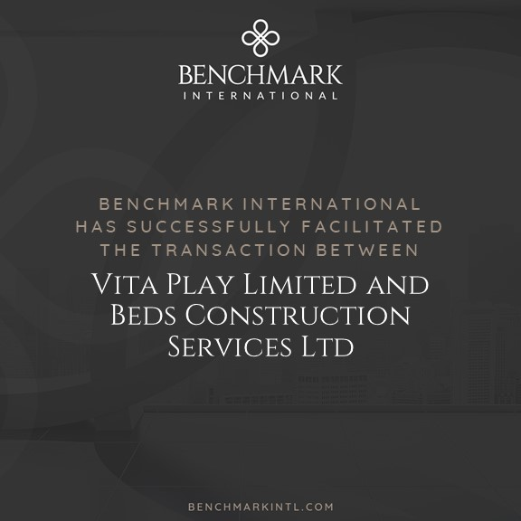 Vita Play acquired by Beds Construction