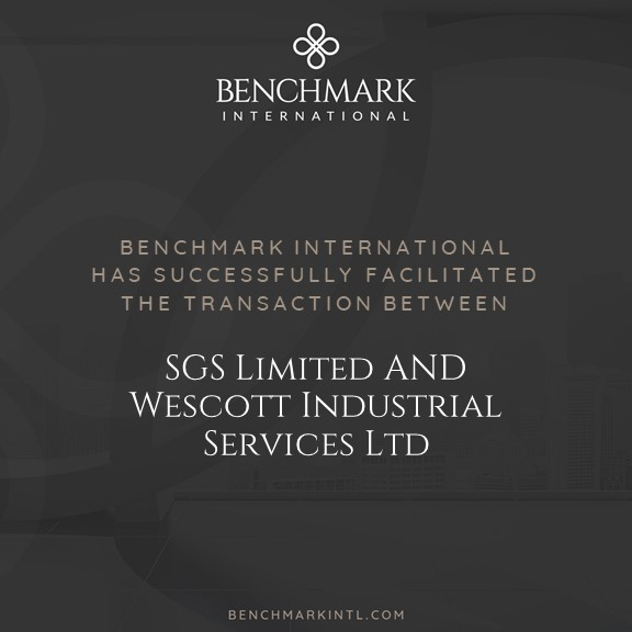 SGS acquired by Wescott Industrial Services