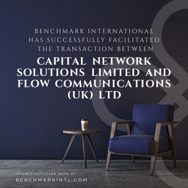 Capital Network Solutions acquired by Flow Communications