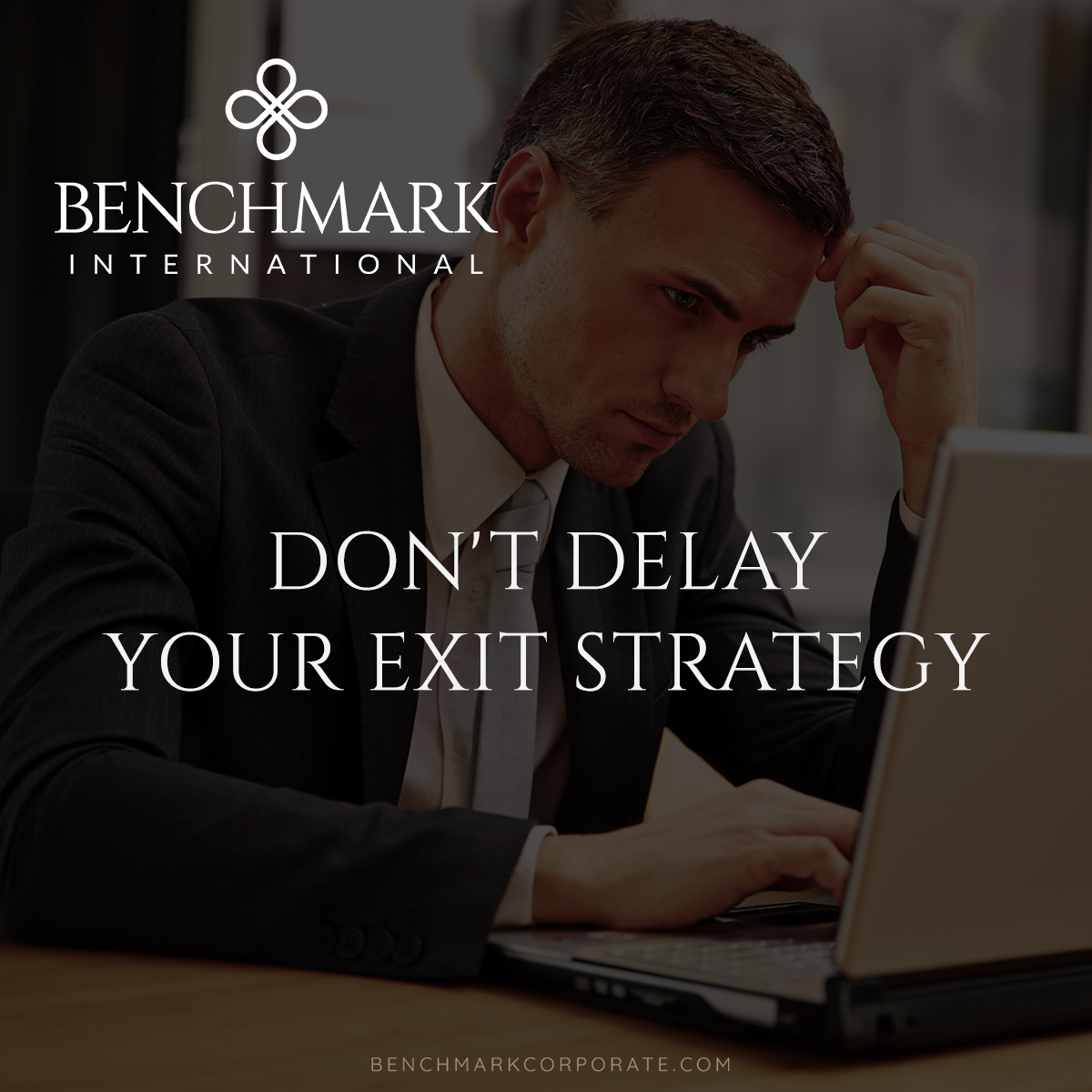 Don't Delay Exit Strategy