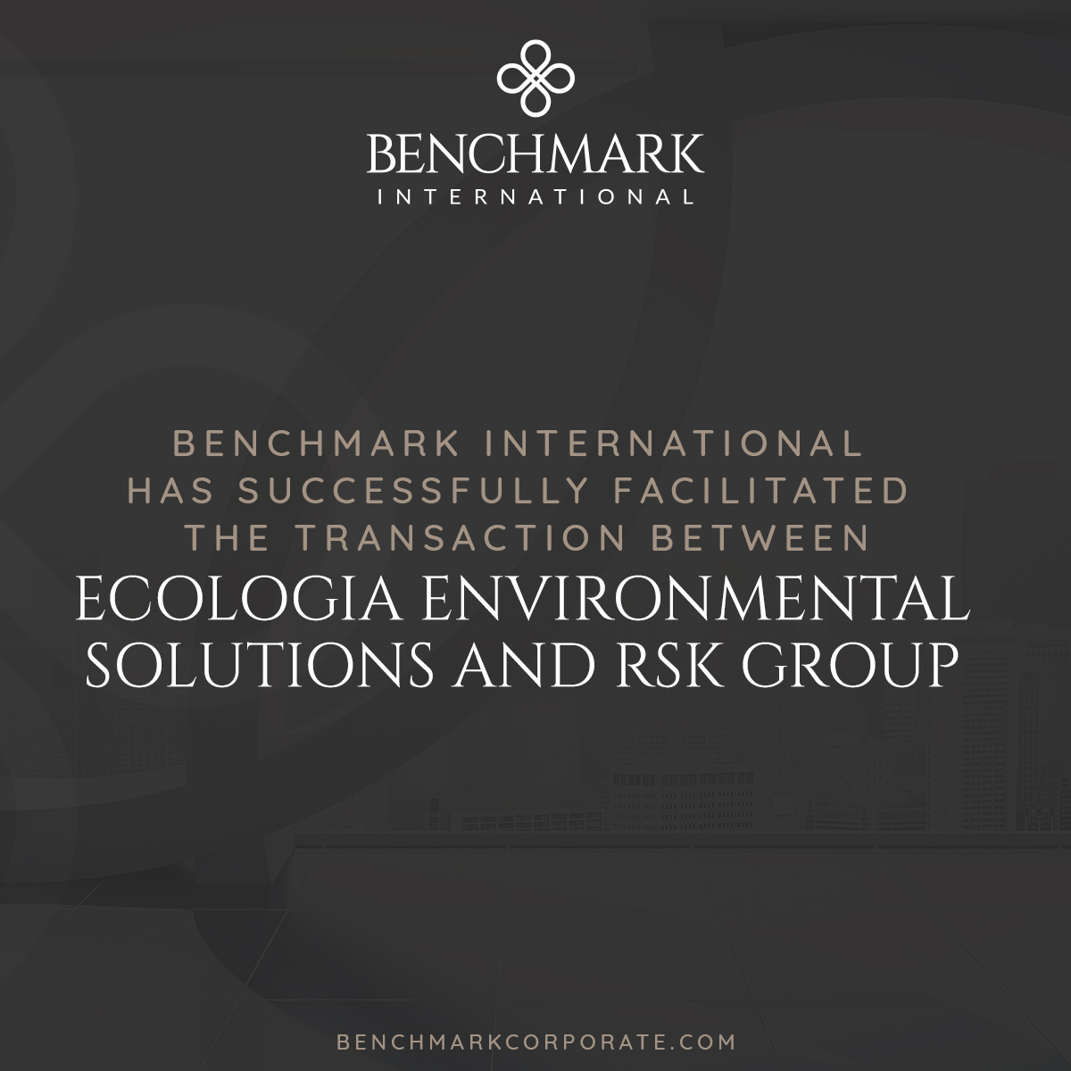 RSK Acquires Ecologia