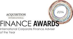 Finance Awards Logo