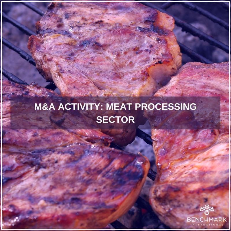 M&A ACTIVITY- MEAT PROCESSING SECTOR