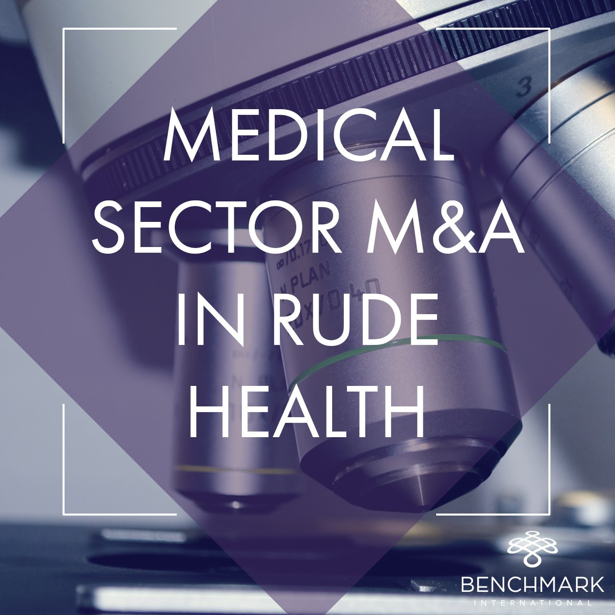 Medical Sector M&A Bottom Image