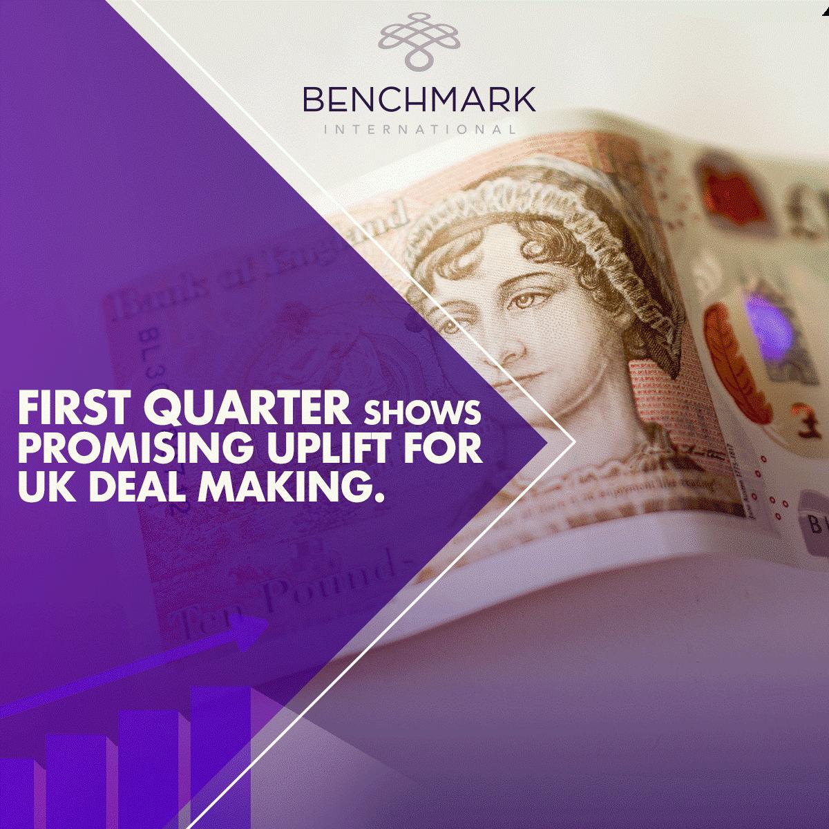 Increase in UK Deal Making Portrait
