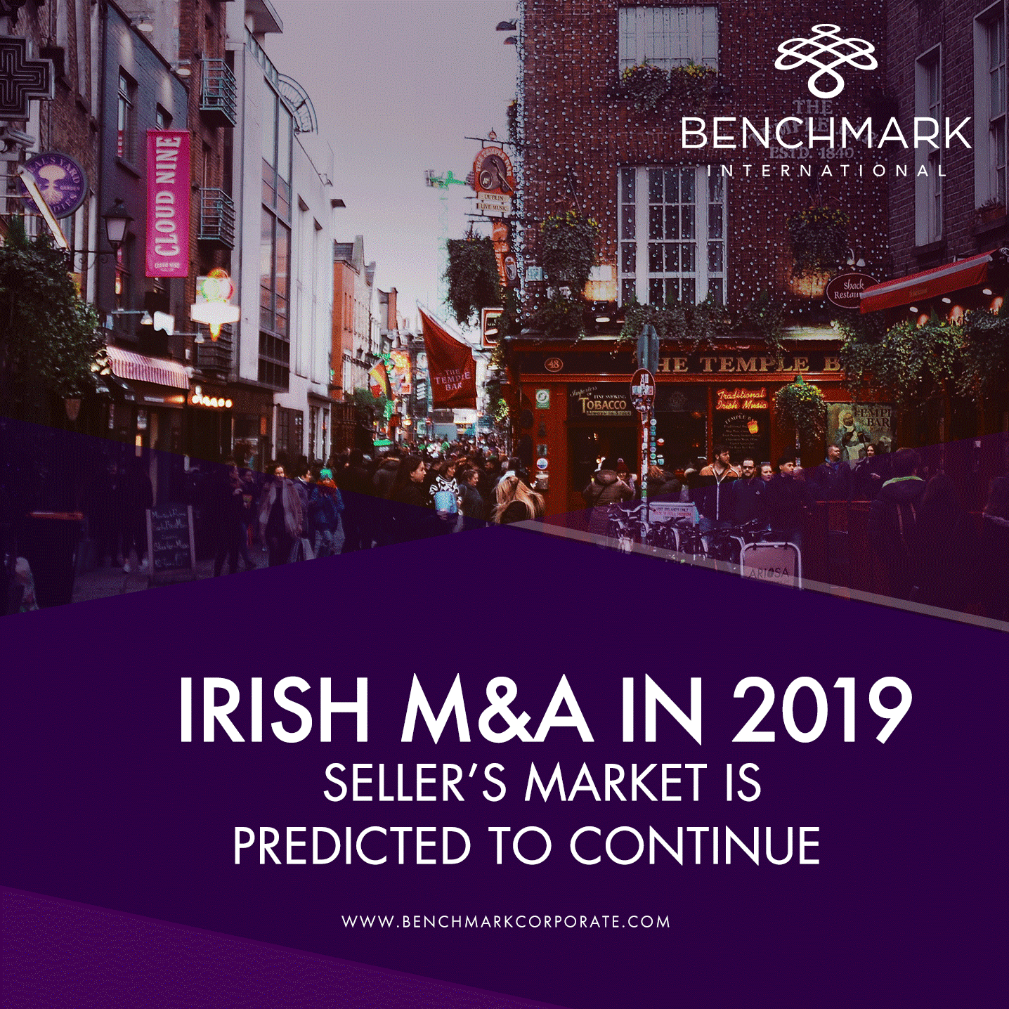 Irish M&A in 2019 Portrait