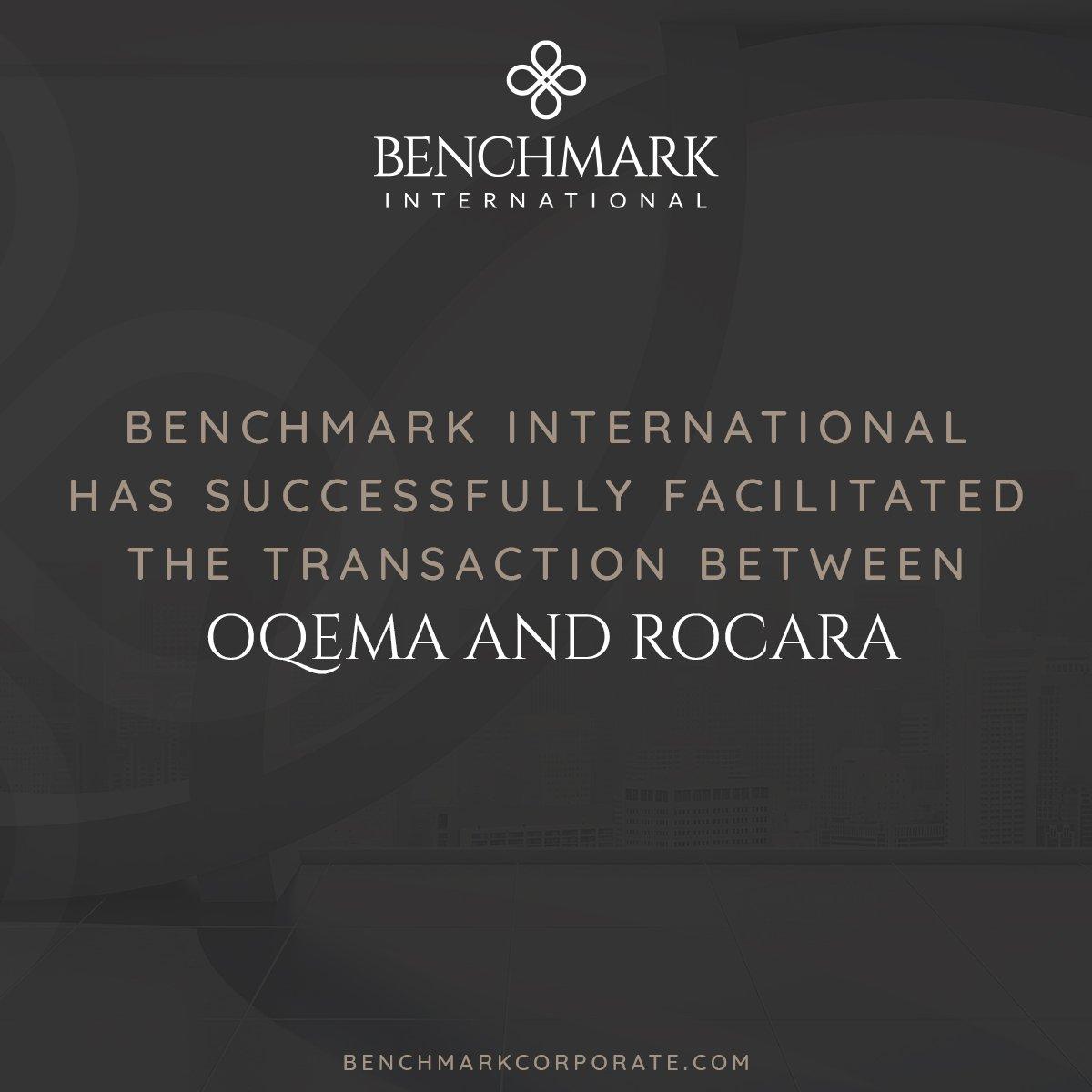 OQEMA Acquires Rocara