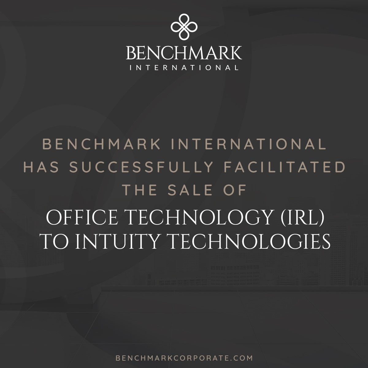 Intuity Technologies acquires Office Technology