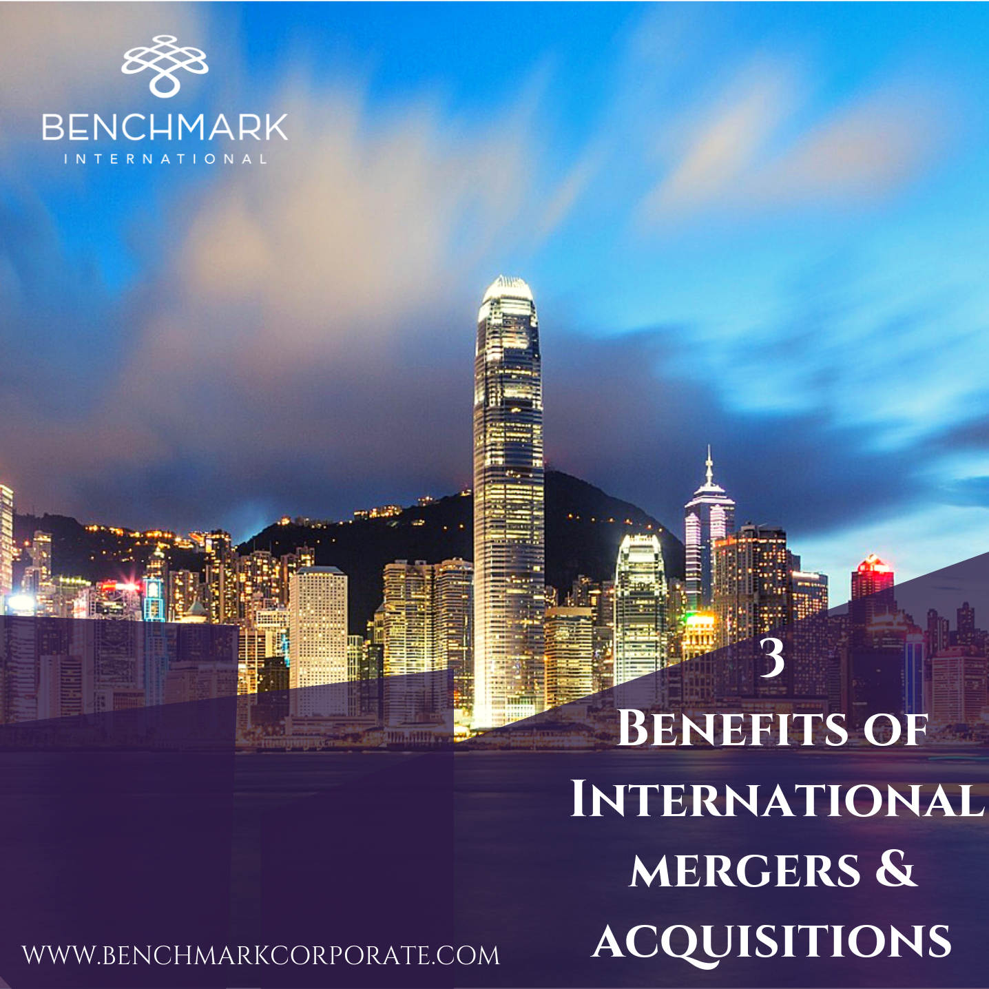 Benefits of International Mergers & Acquisitions