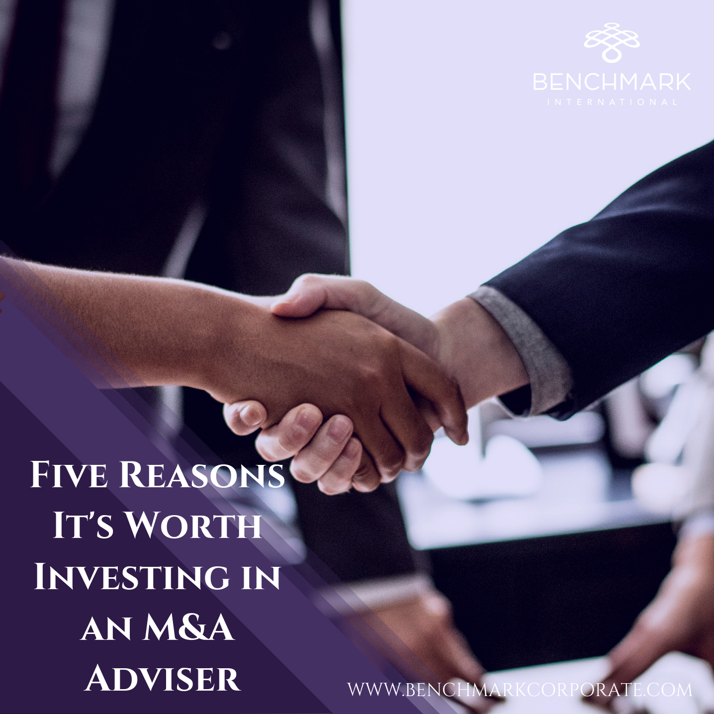 Reasons It's Worth Investing in an M&A Adviser