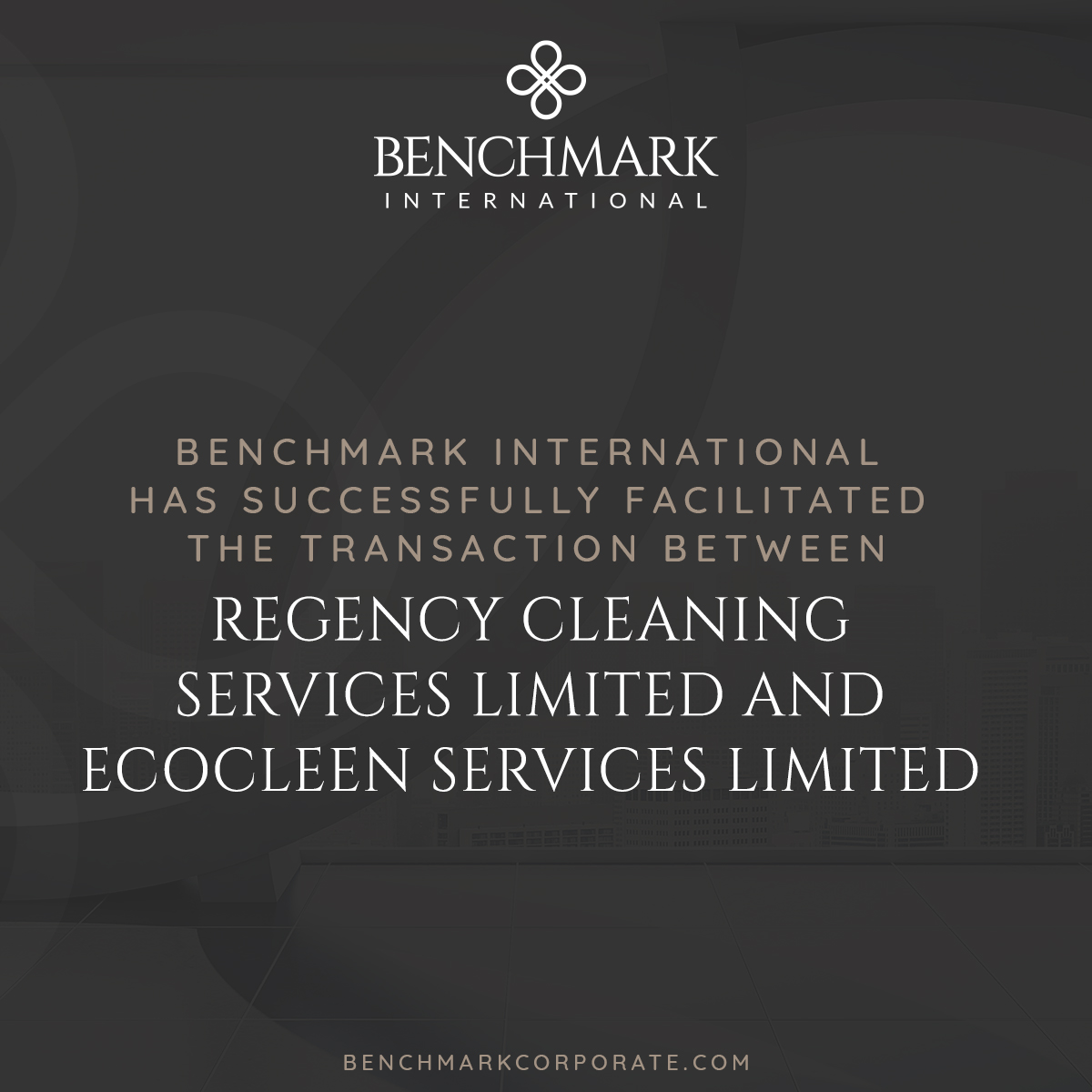 Regency Acquired by Ecocleen