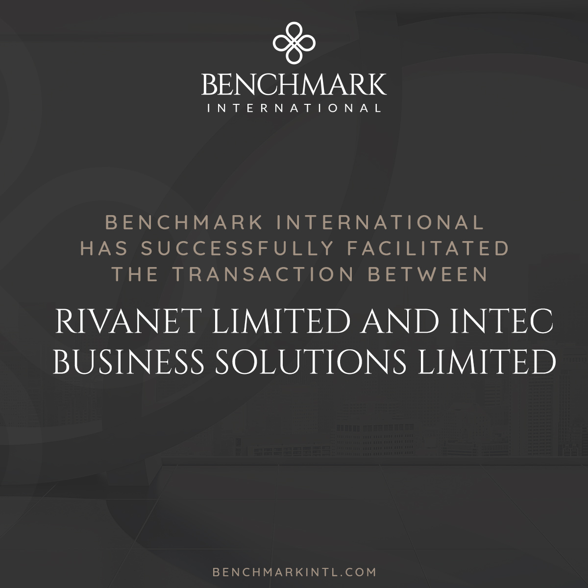 Rivanet acquired by Intec Business Solutions