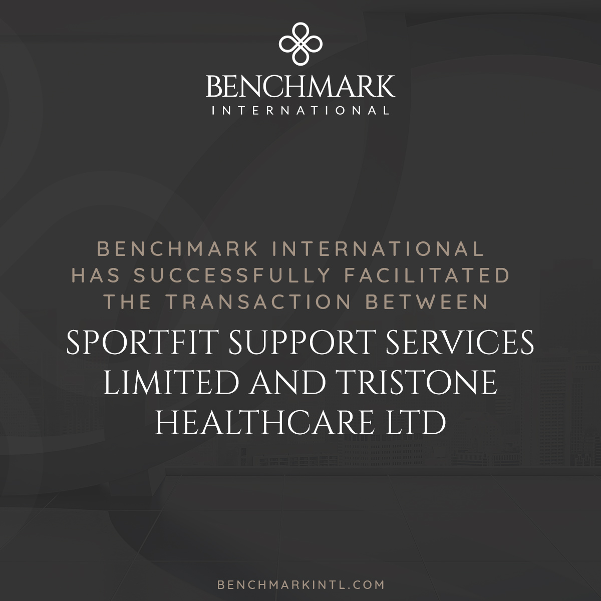 Sportfit Support Services acquired by Tristone Healthcare