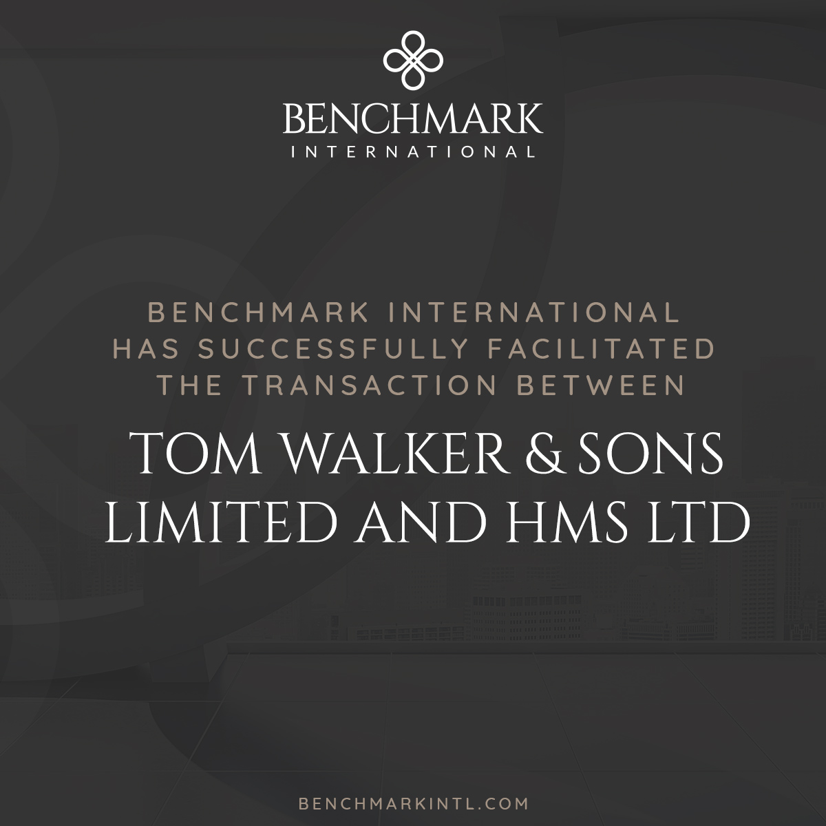 HMS acquires Tom Walker & Sons