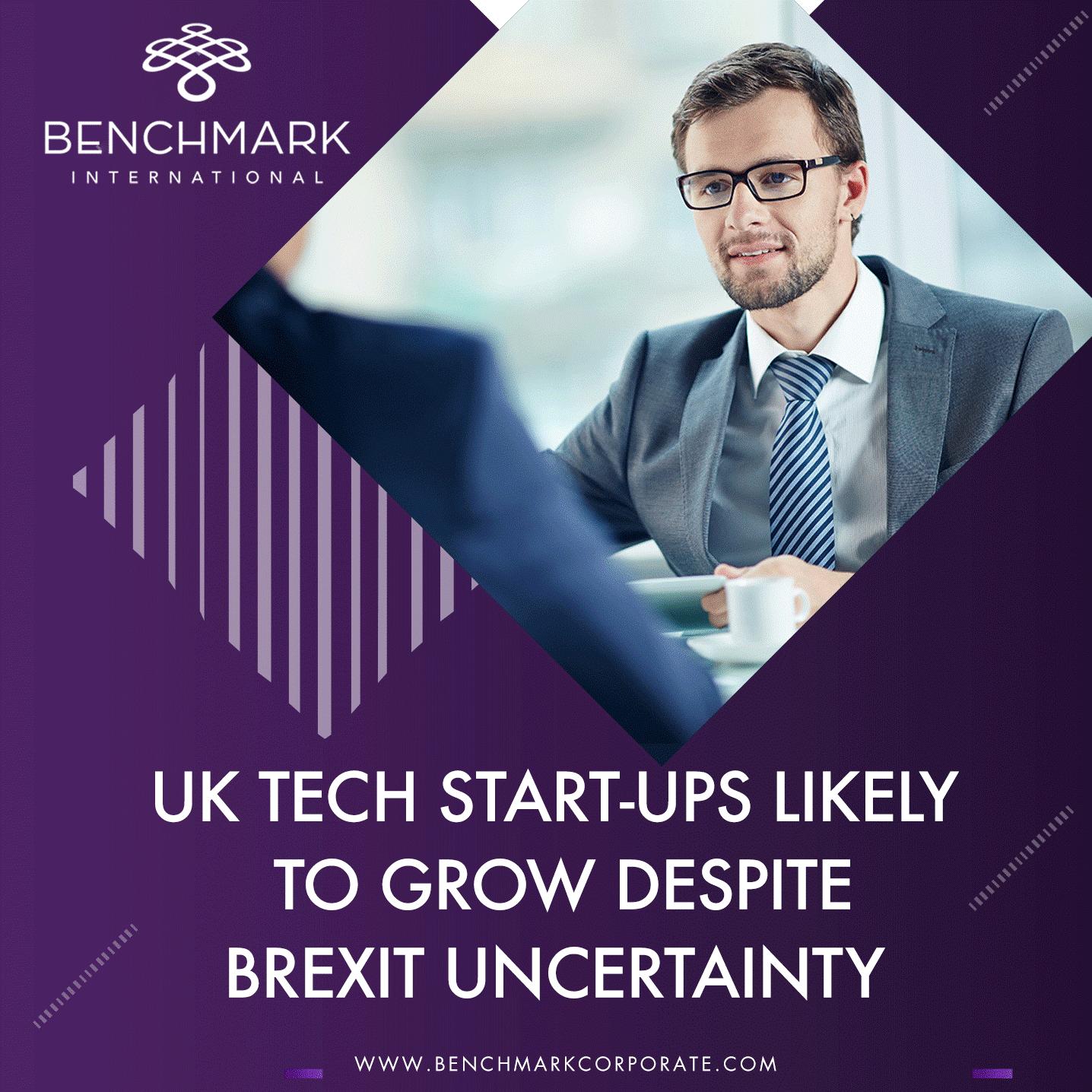UK Tech Start-Ups Portrait