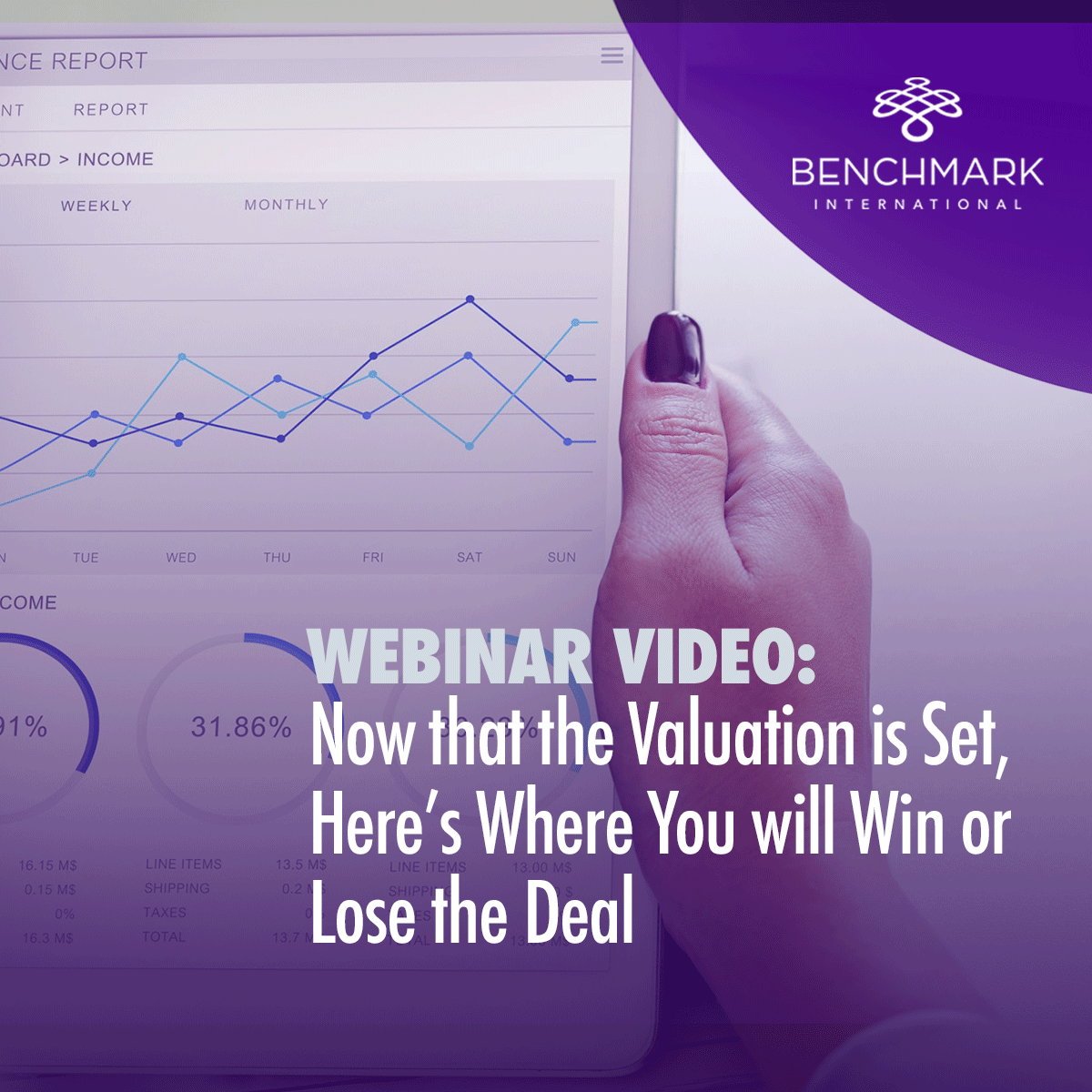 Webinar Video Now That the Valuation is Set, Here's Where You will Win or Lose the Deal