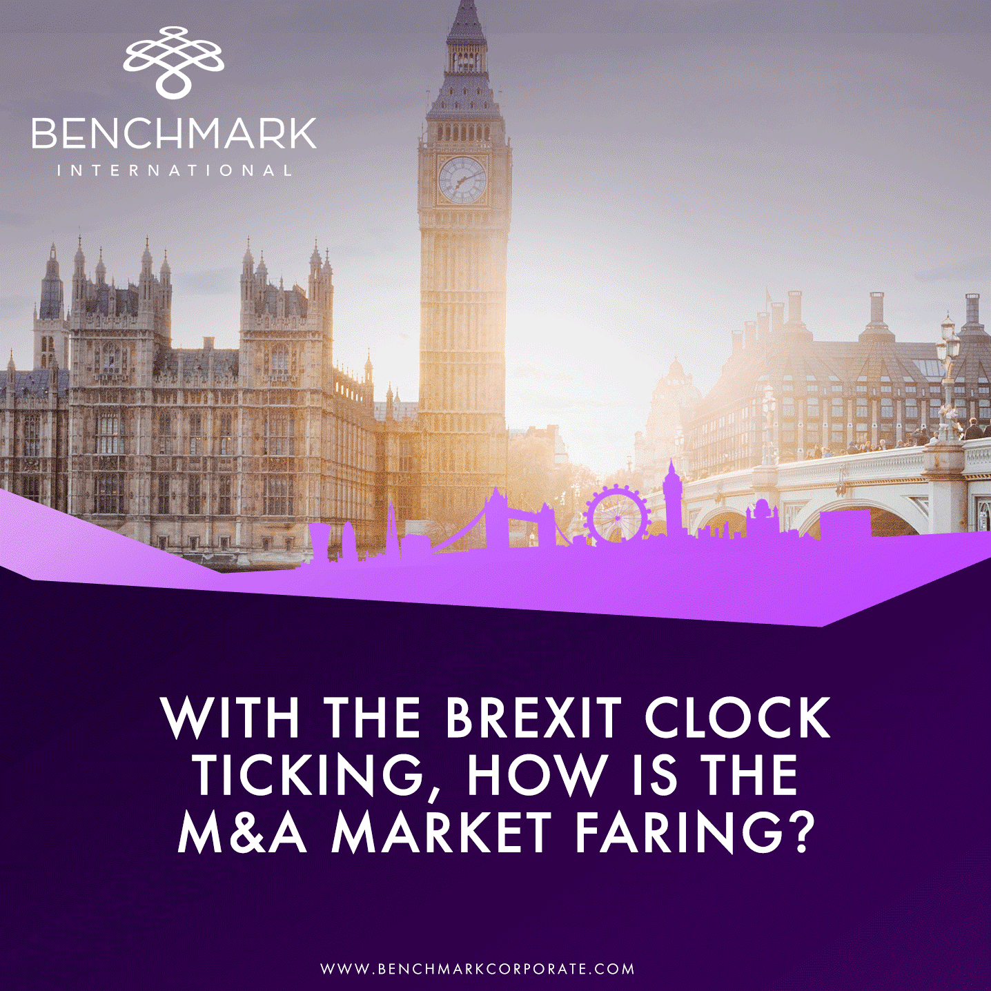 With the Brexit Clock Ticking, How is the M&A Market Faring Portrait