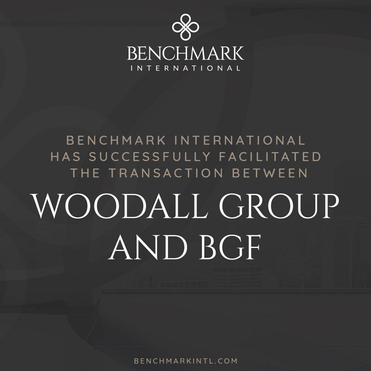 BGF acquires Woodall Group