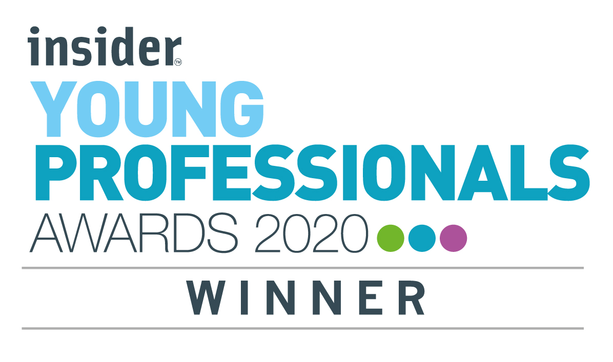 Benchmark International James Robinson Young Professionals Awards 2020 Winner