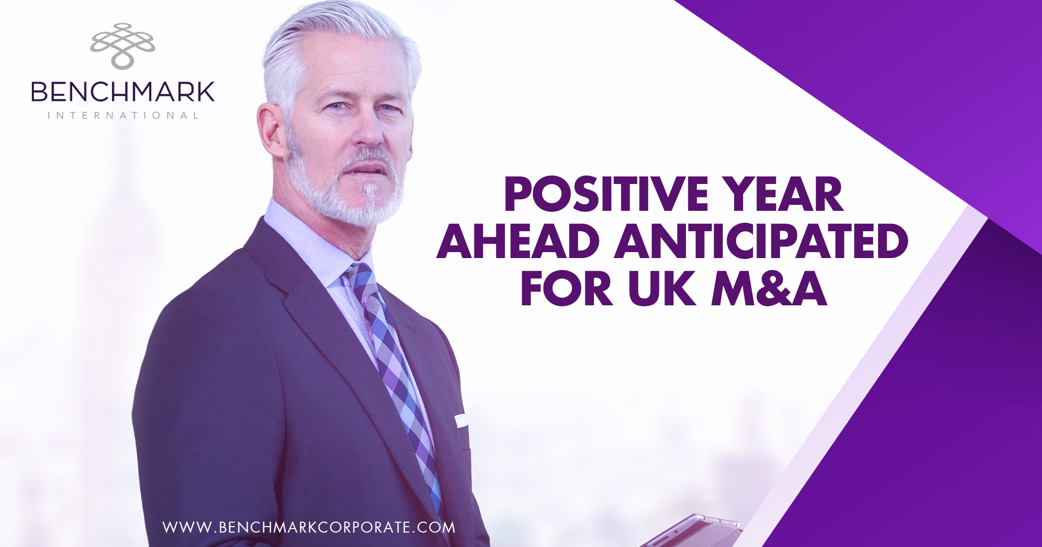 Positive Year Ahead Anticipated for UK M&A