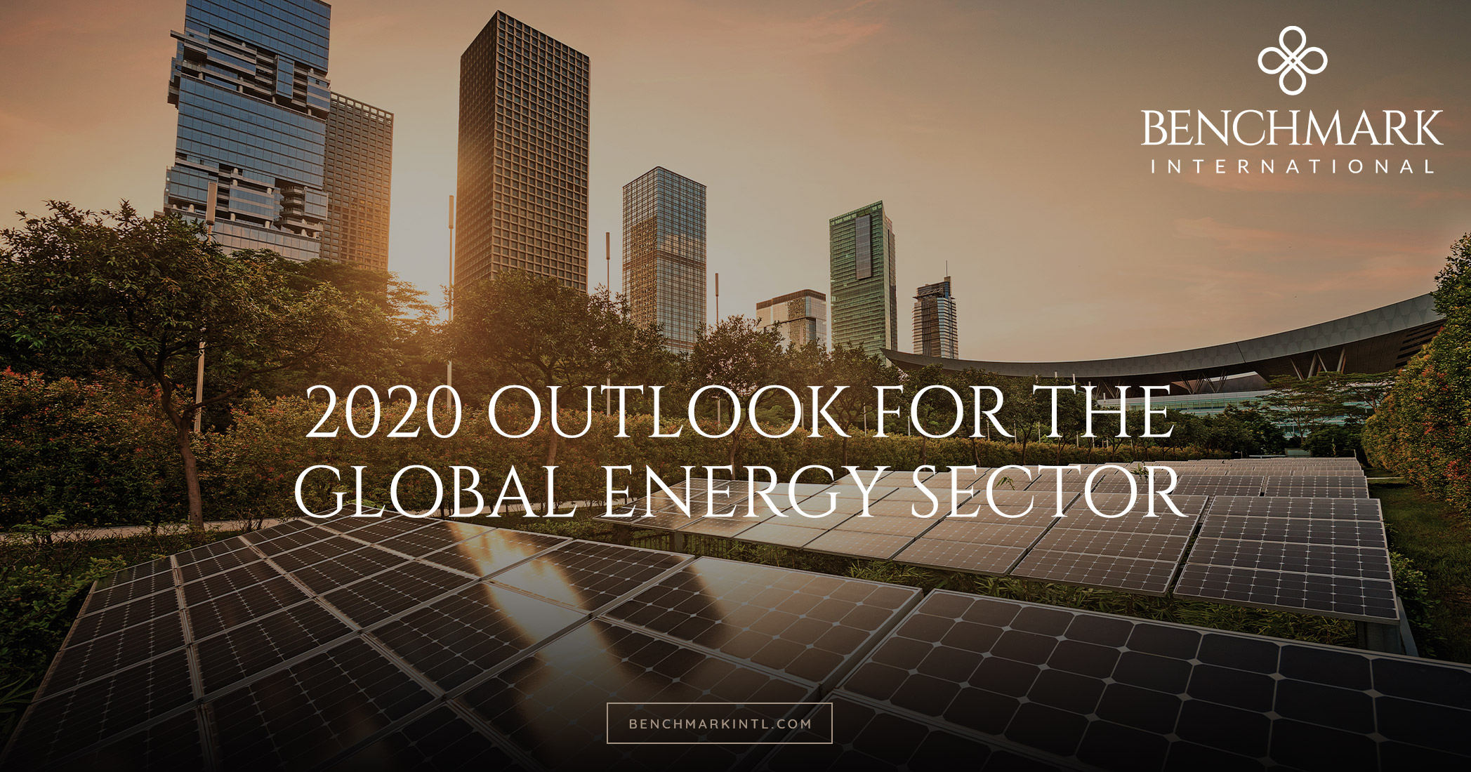 2020 Outlook For The Global Energy Sector