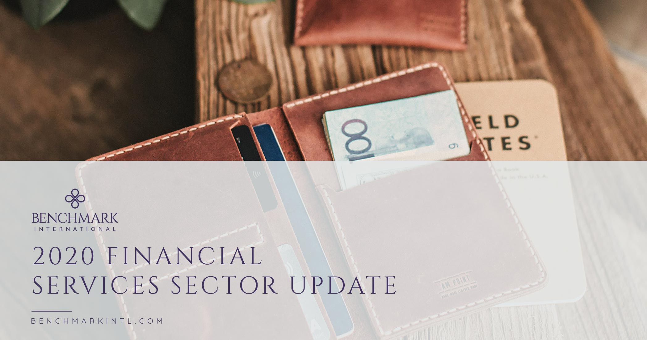 2020 Financial Services Sector Update