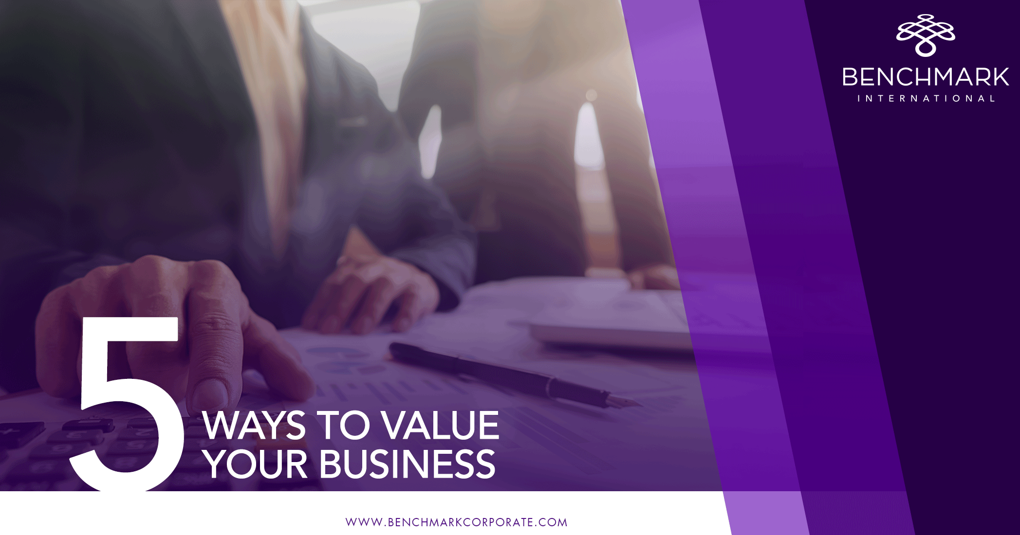 Five Ways to Value Your Business