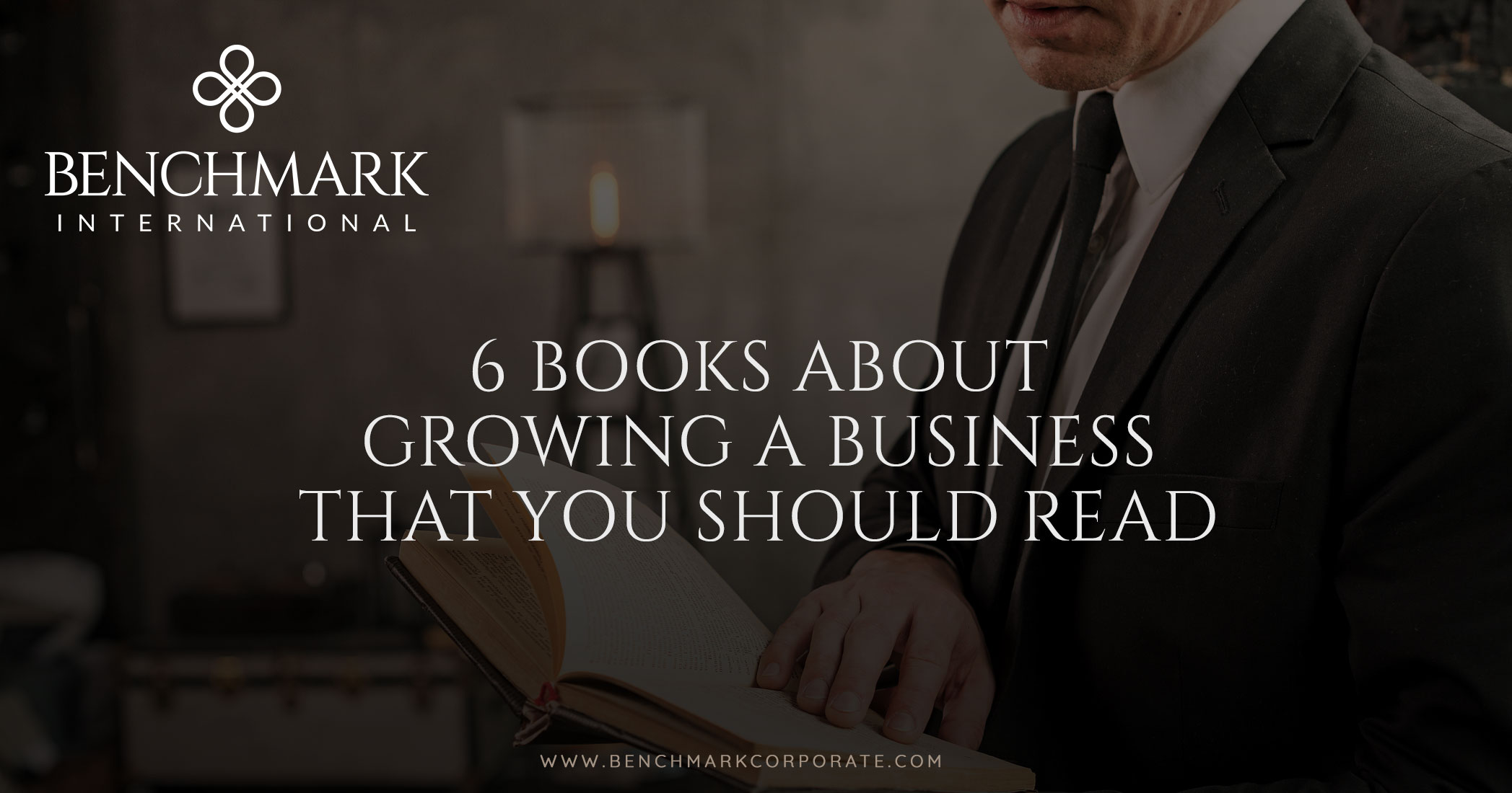 6 Books About Growing A Business That You Should Read