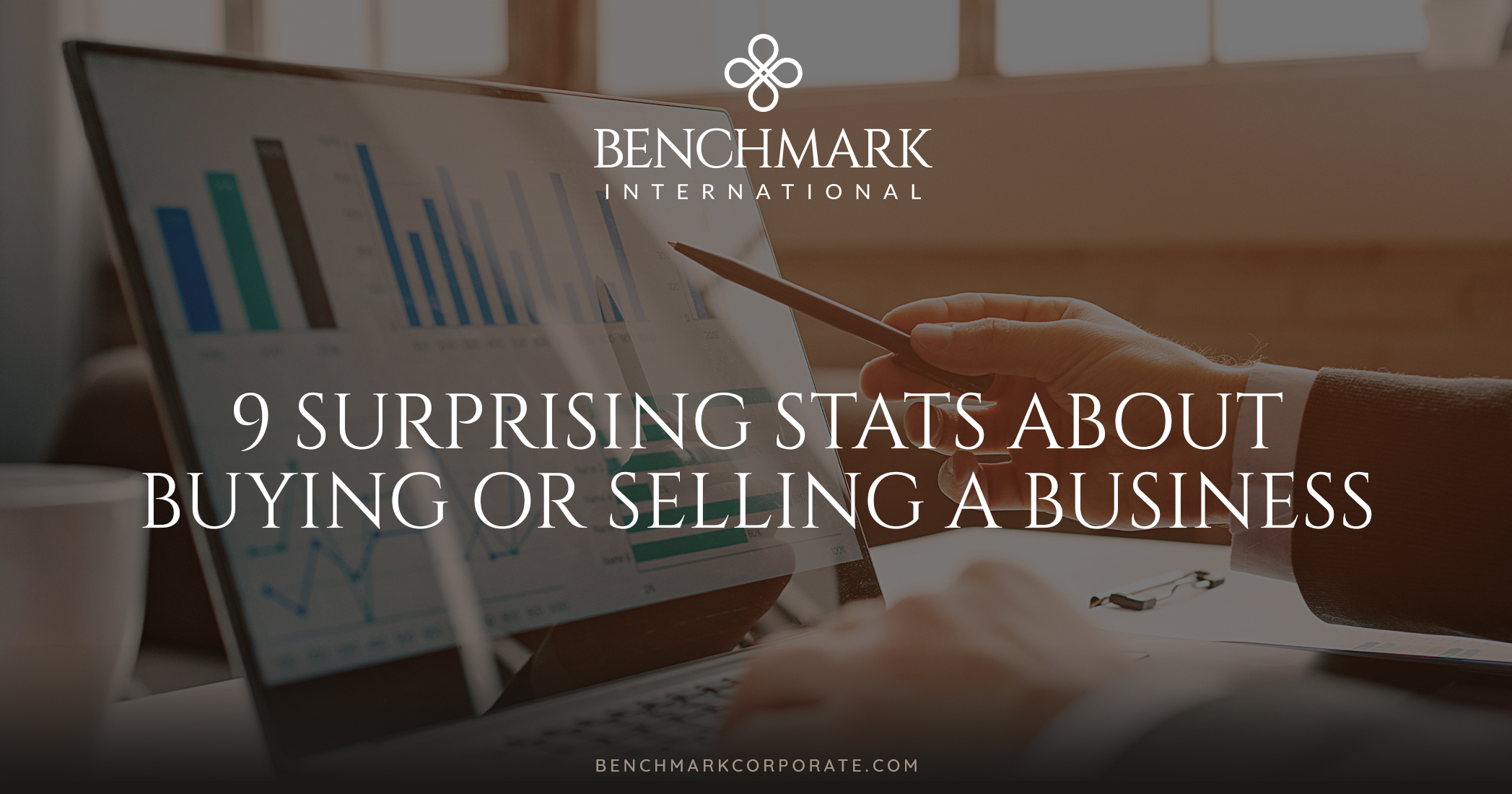 9 Surprising Stats About Buying or Selling a Business