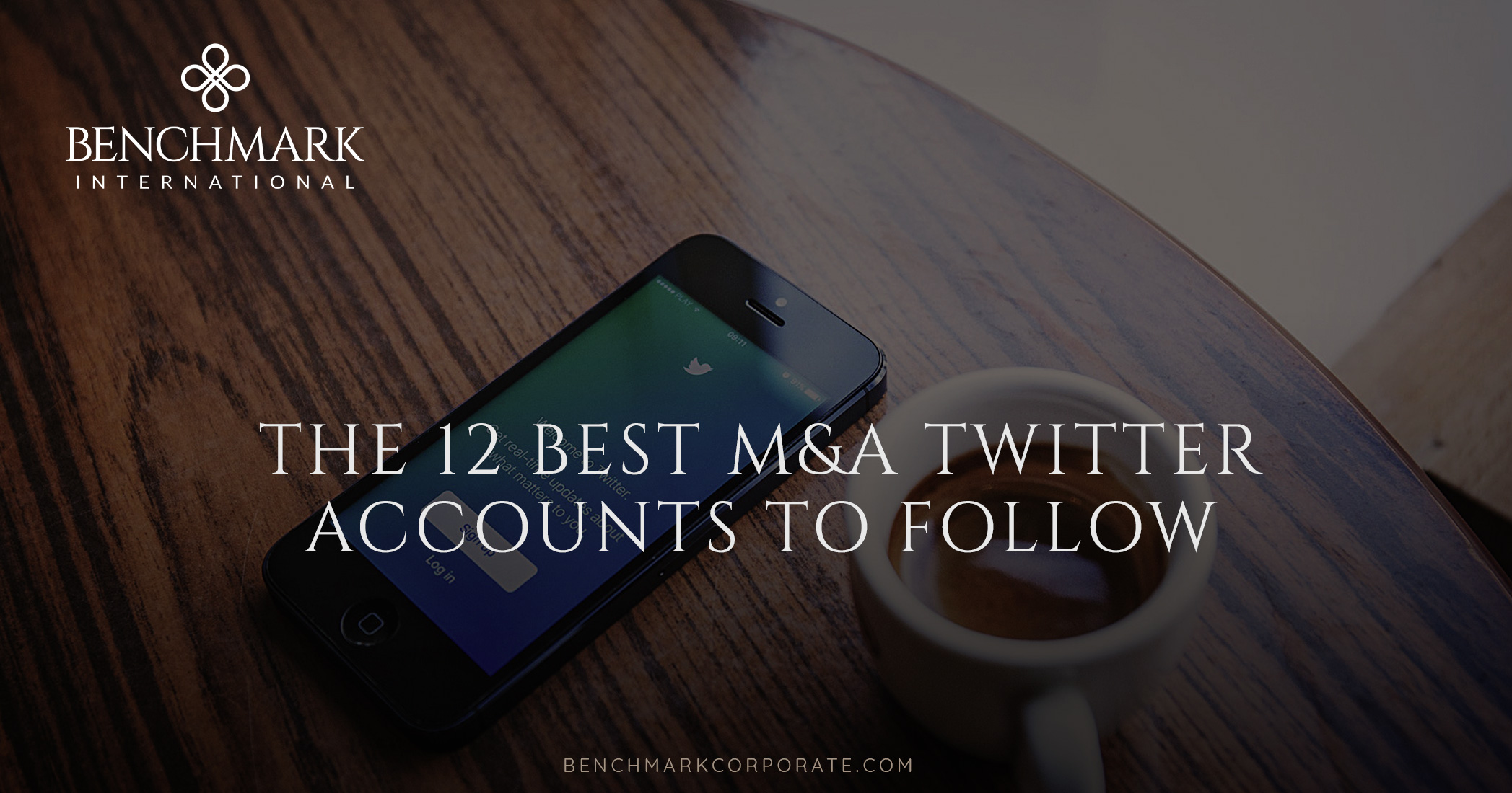 The 12 Best M&A Twitter Accounts To Follow