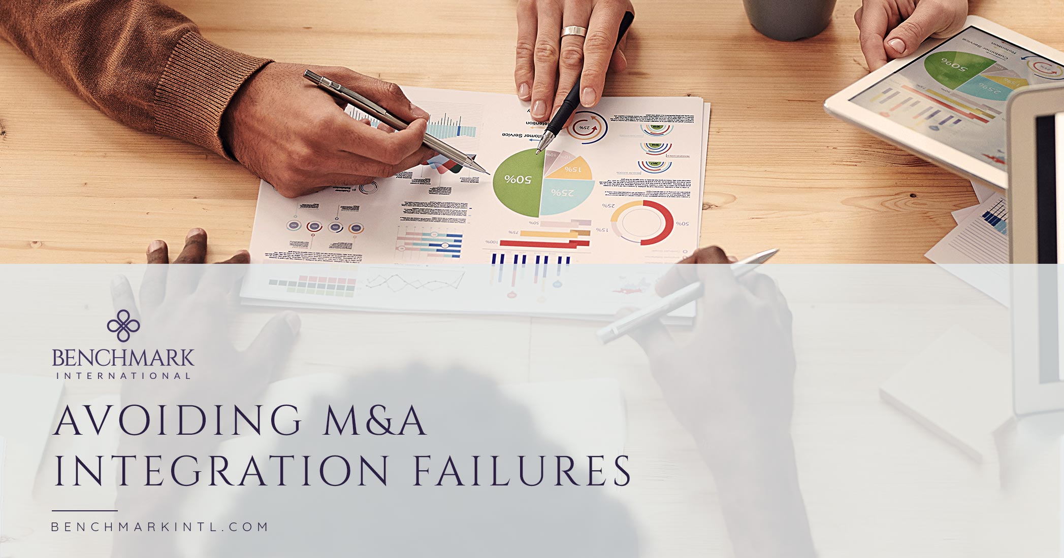 Avoiding M&A Integration Failures