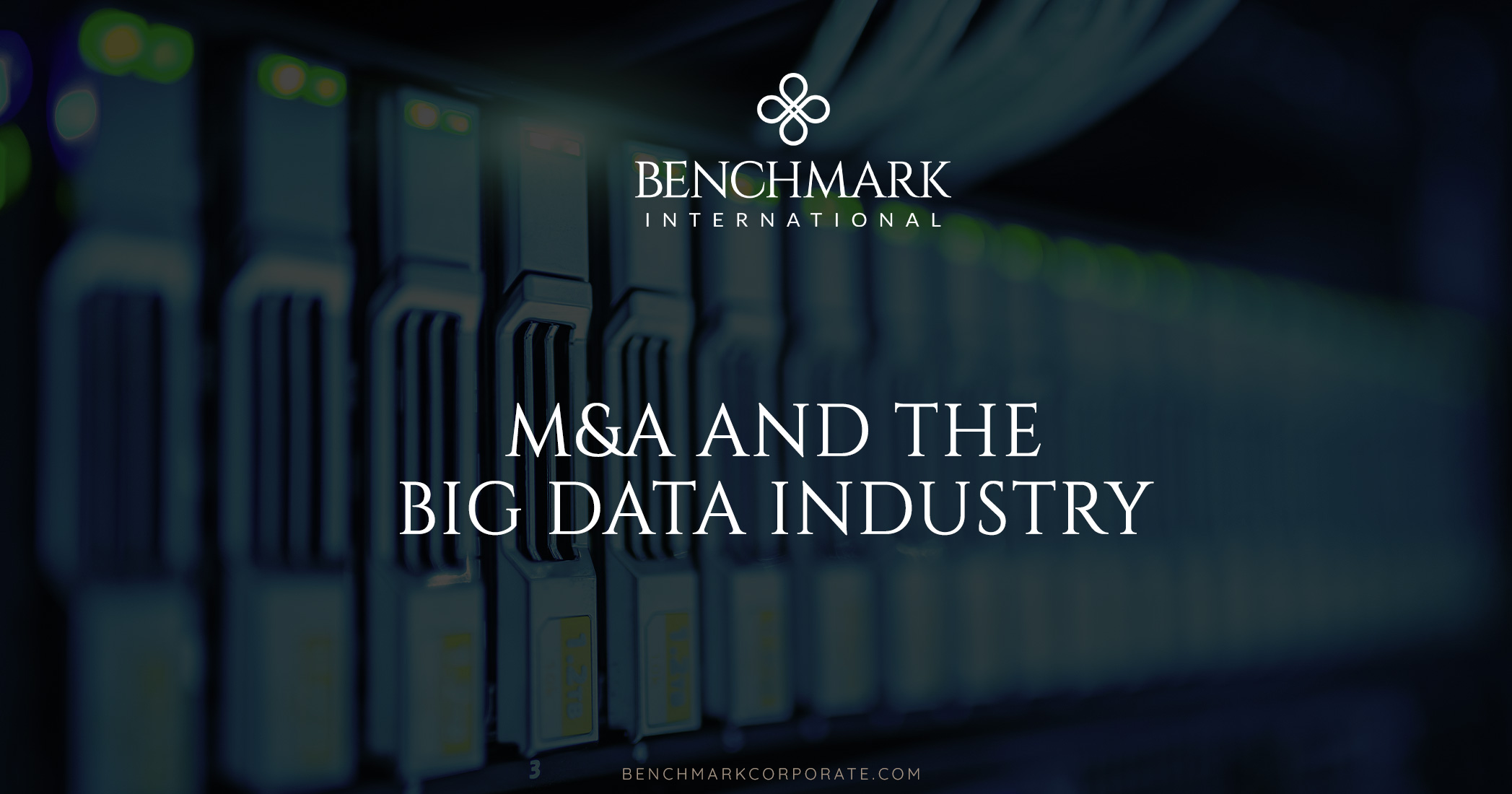 M&A And The Big Data Industry