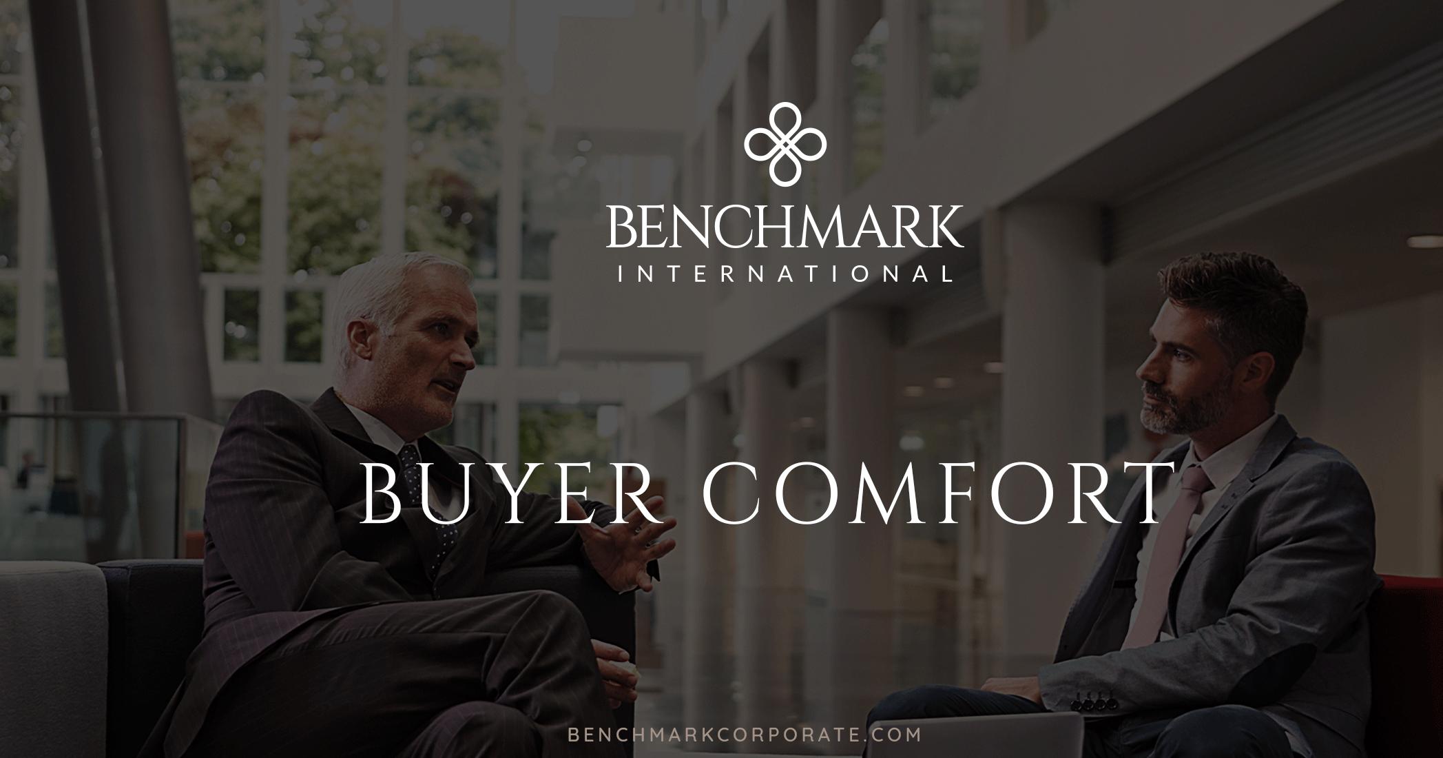 Buyer Comfort