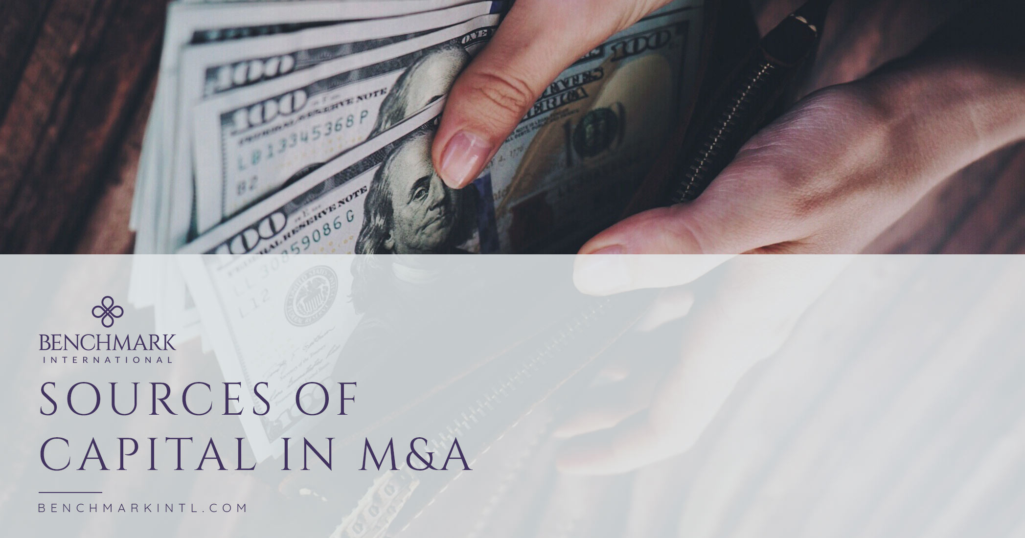 Sources of Capital in M&A