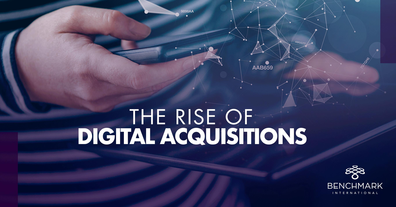 Digital Acquisitions Landscape