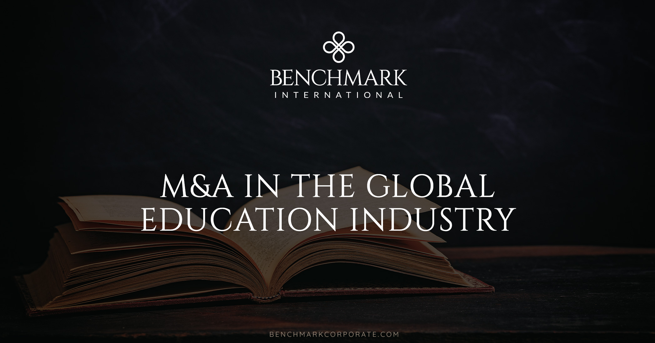 M&A In The Global Education Industry