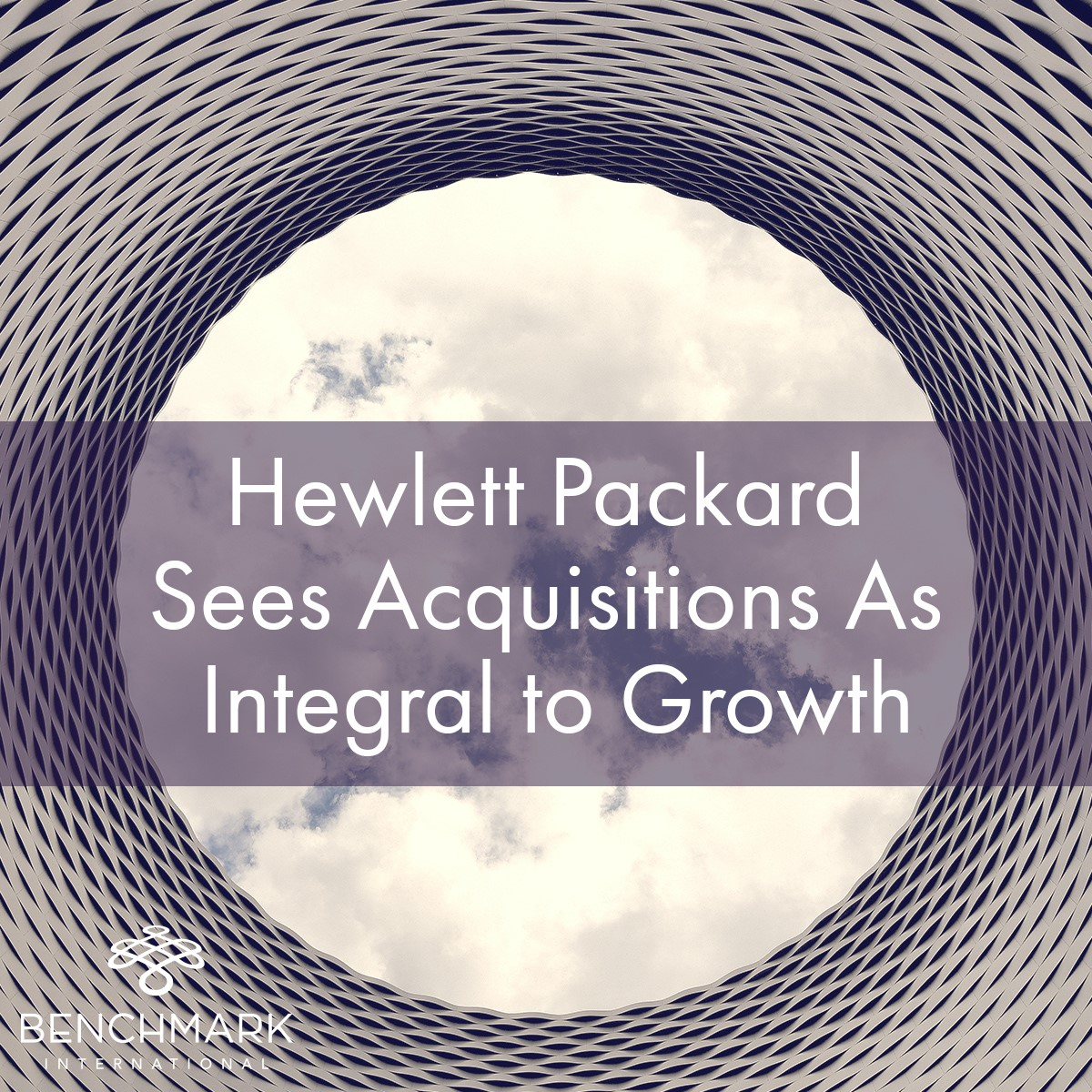 Hewlett Packard Sees Acquisitions As Integral to Growth