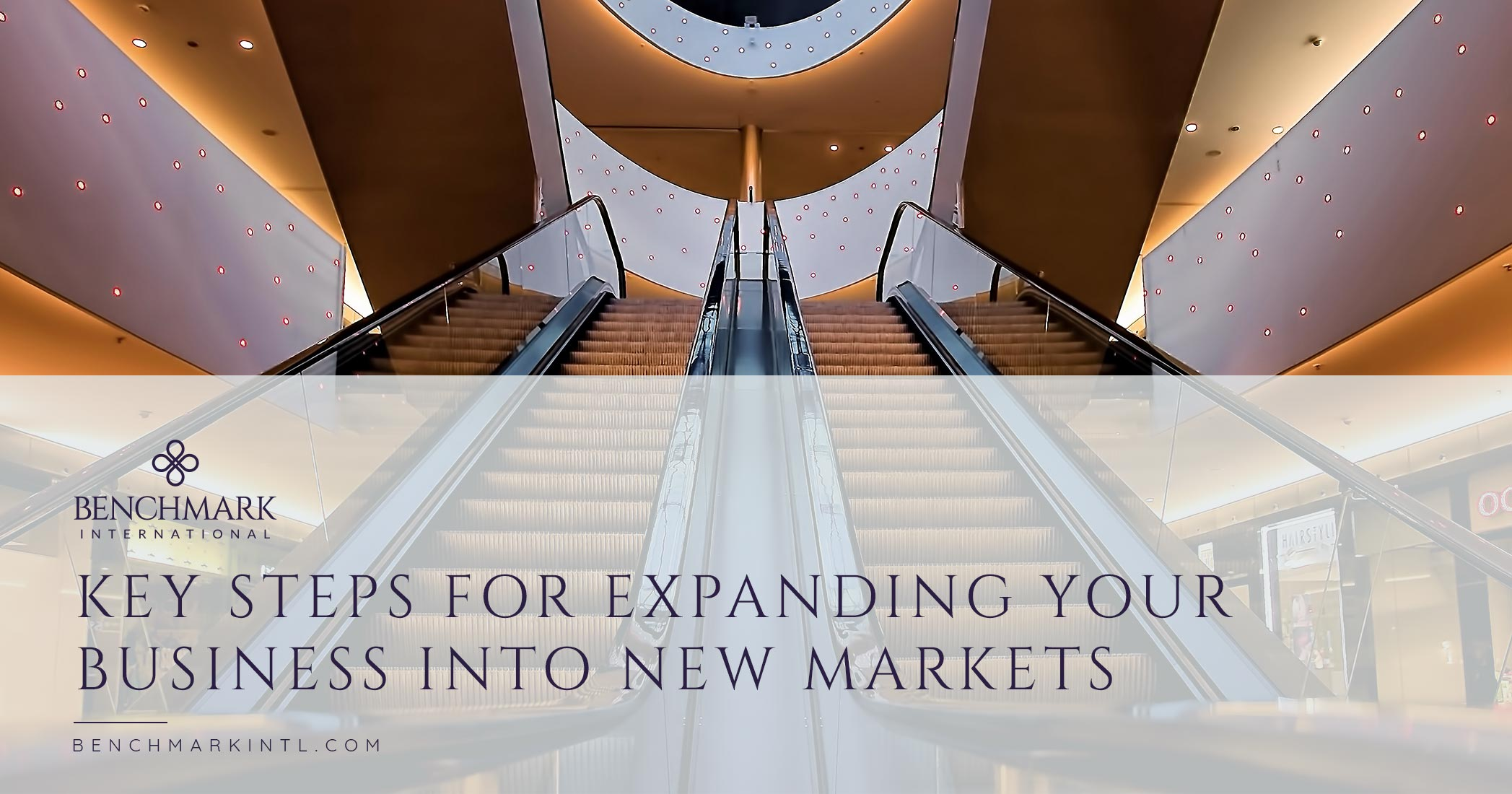 Key Steps For Expanding Your Business Into New Markets