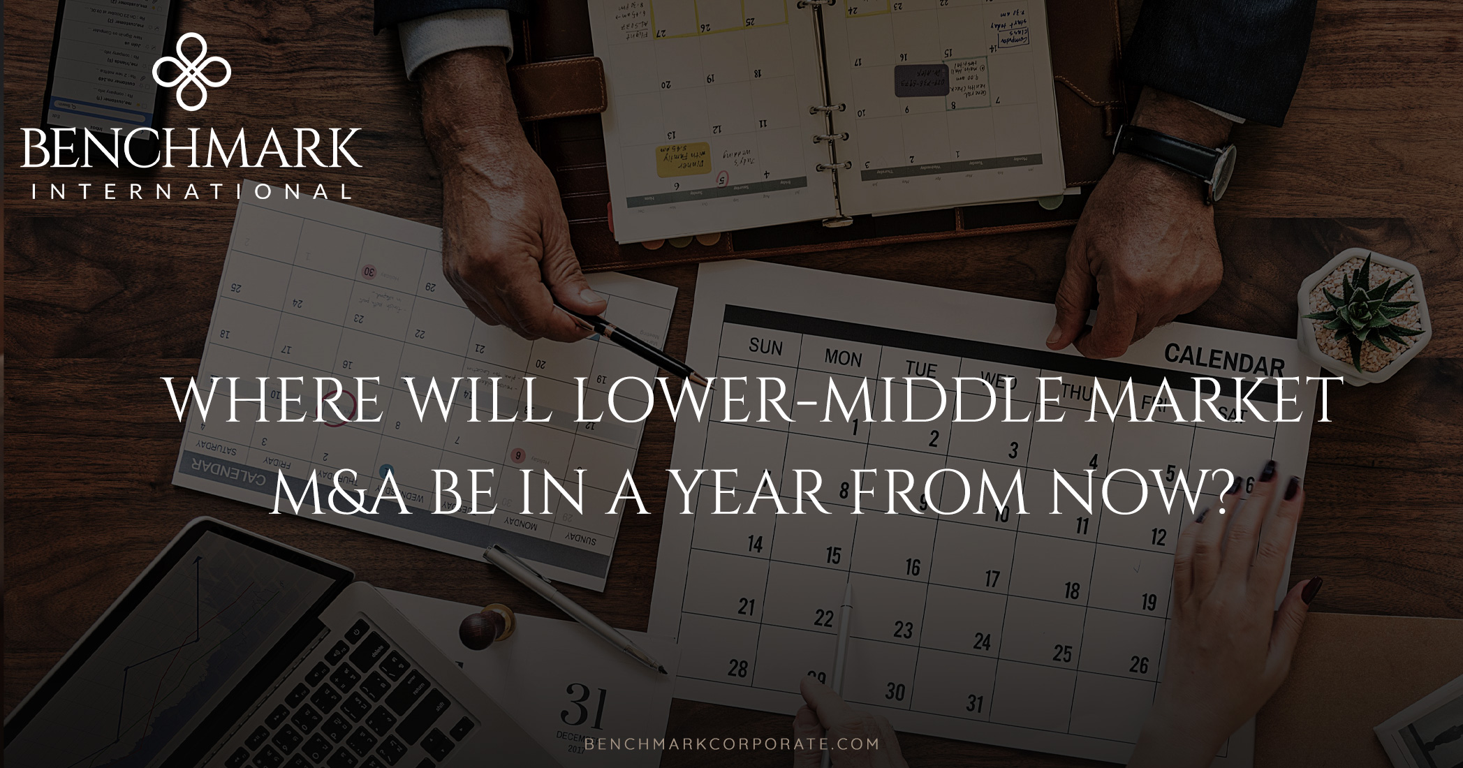 Where Will Lower-middle Market M&A Be In A Year From Now?