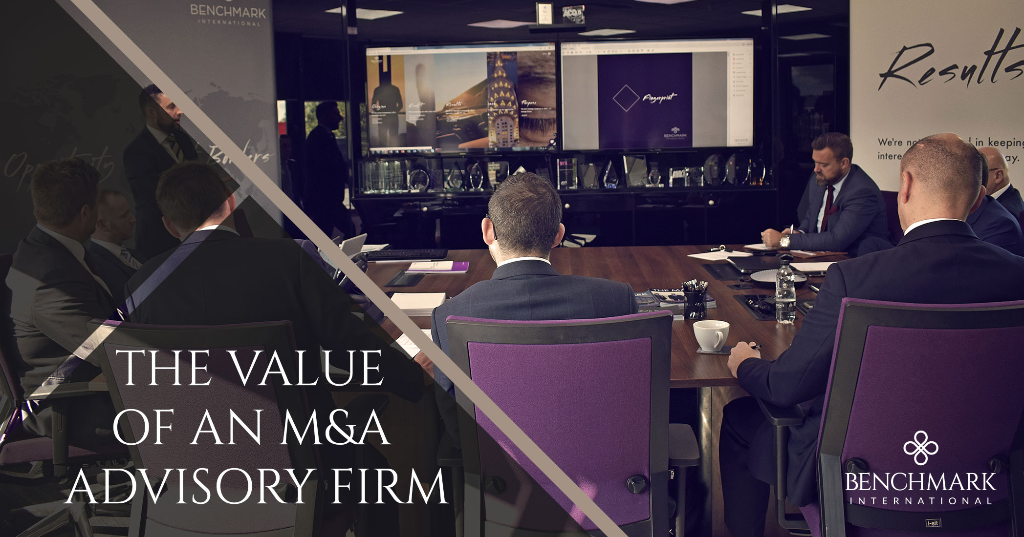 The Value Of An M&A Advisory Firm