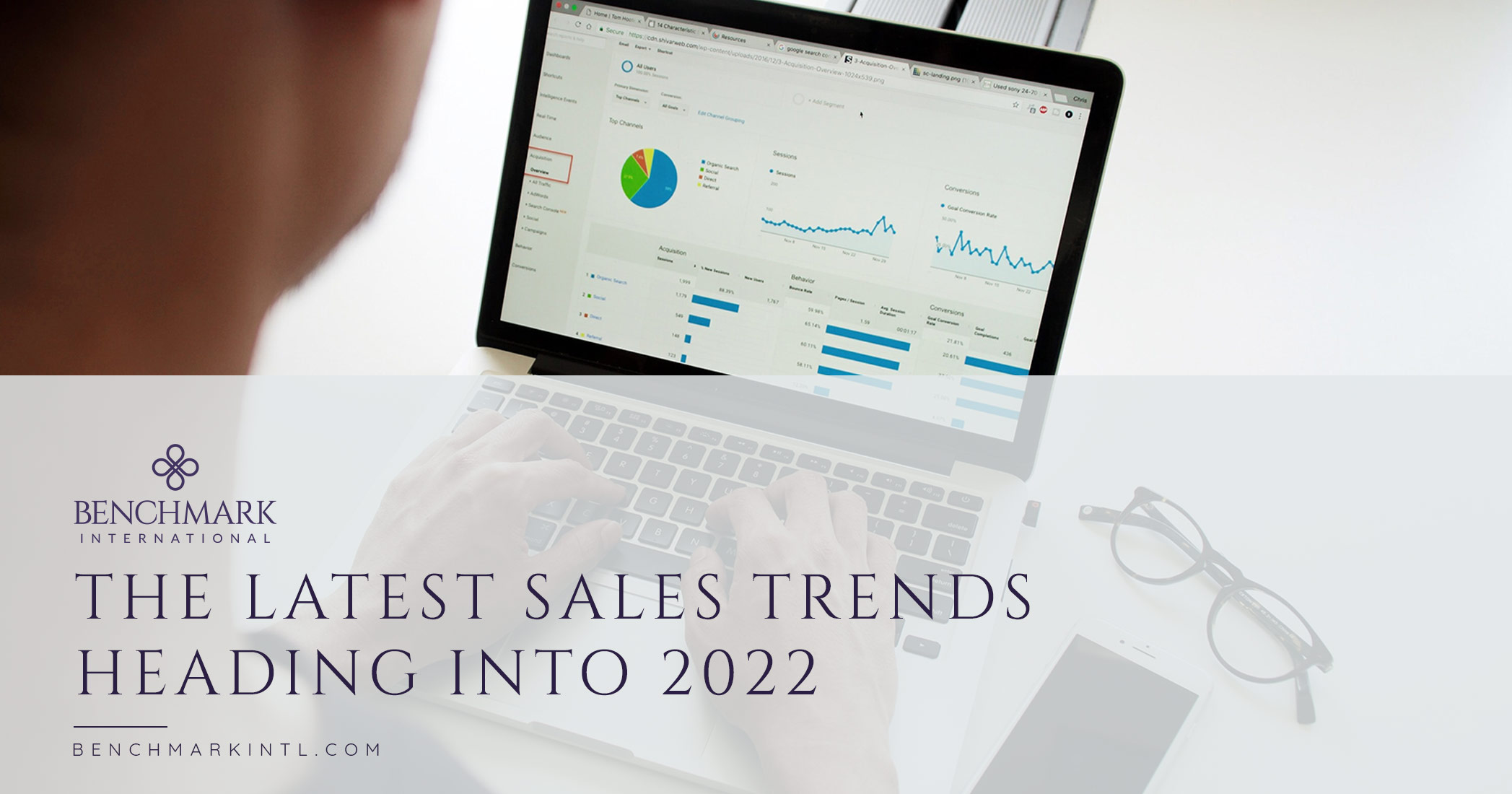 The Latest Sales Trends Heading Into 2022