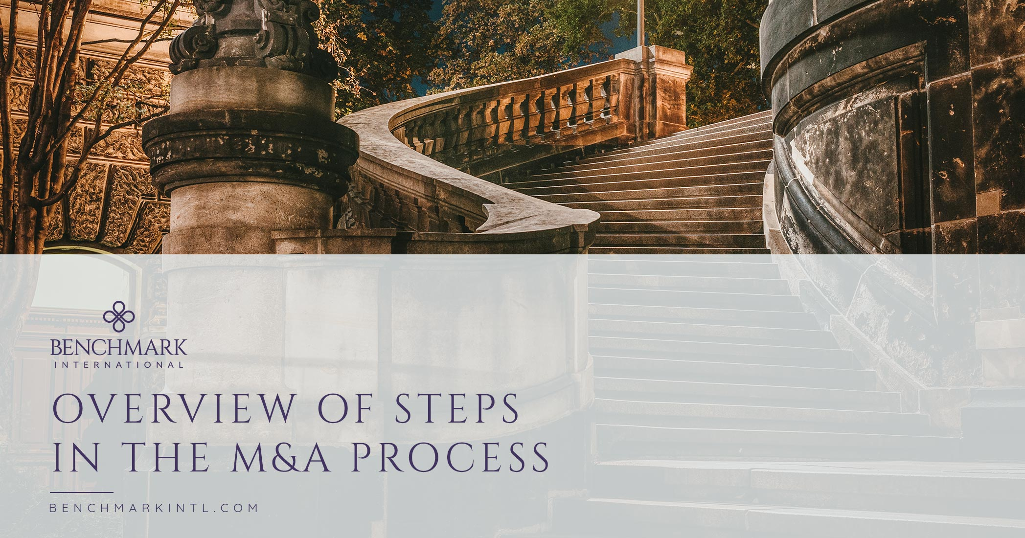 Overview Of Steps In The M&A Process