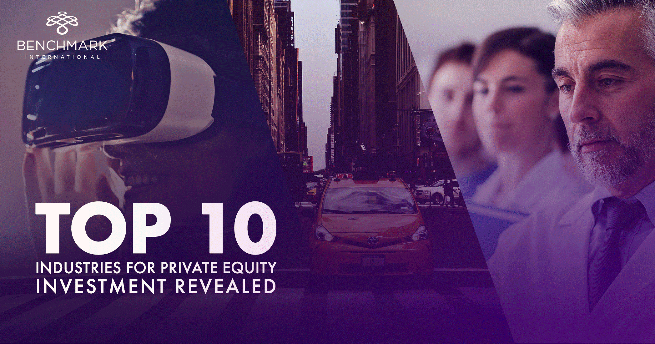 Top 10 Industries for Private Equity Investment Revealed