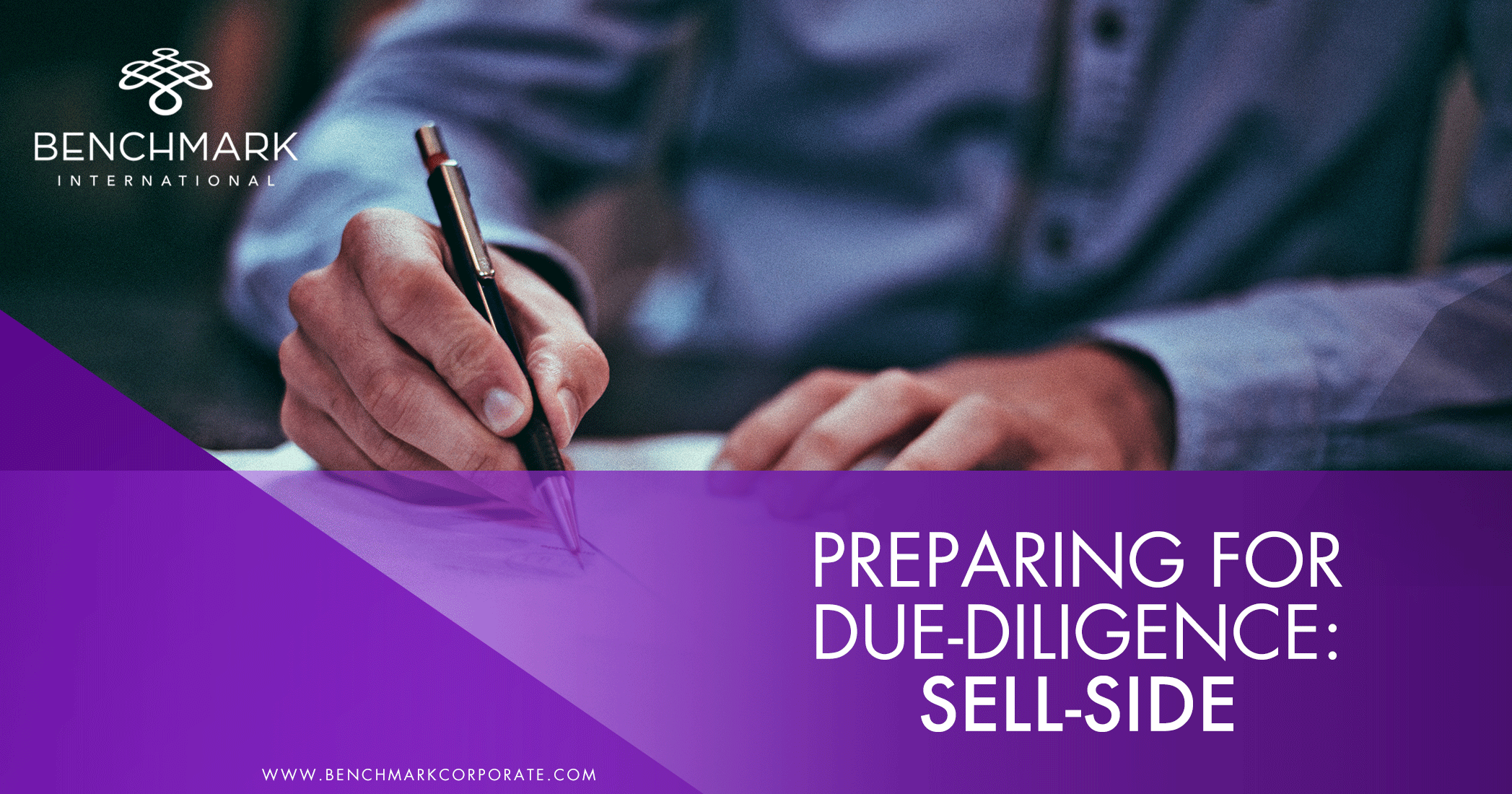 Preparing for Due Diligence: Sell-Side