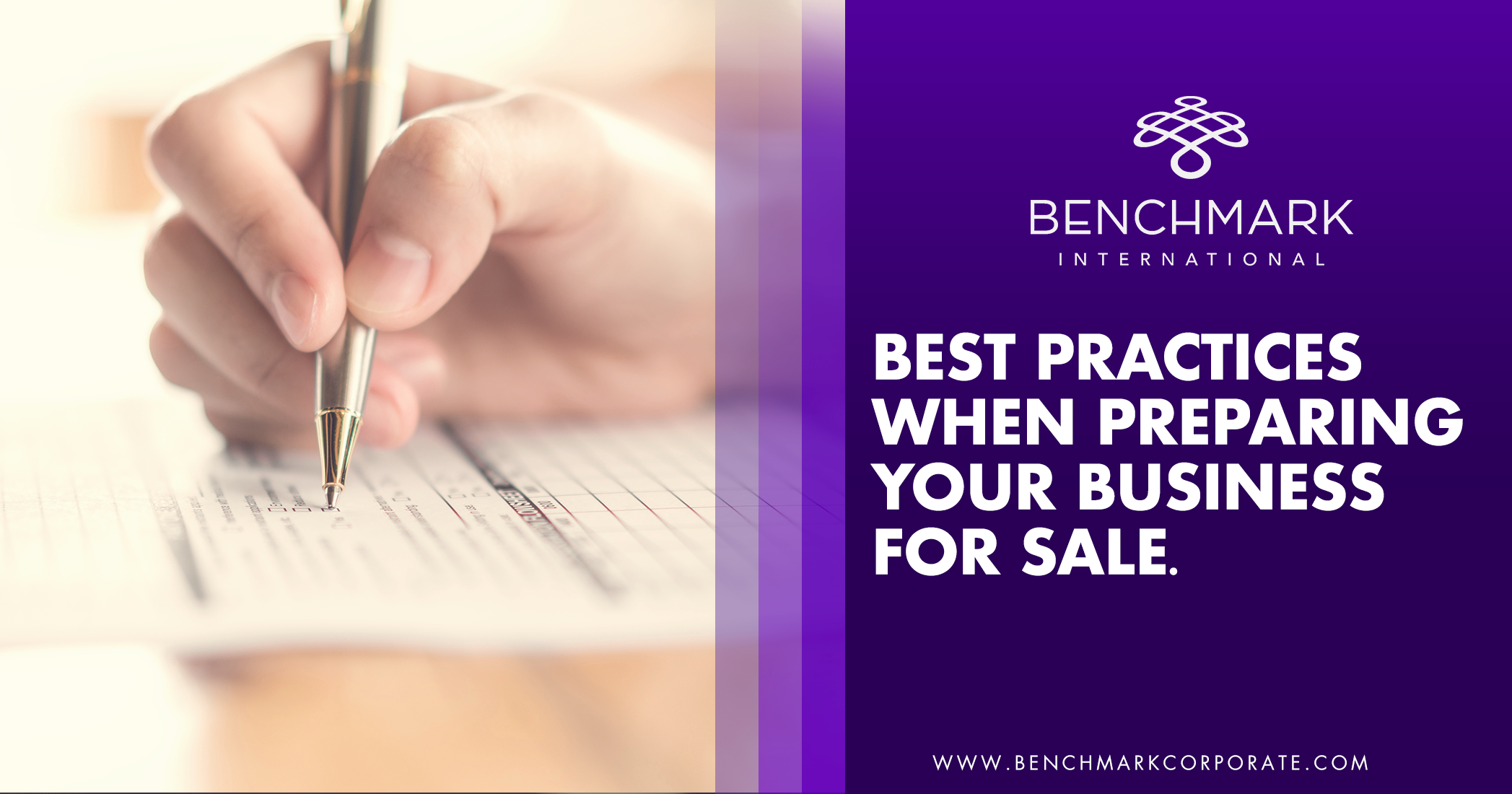 Best Practices When Preparing Your Business for Sale