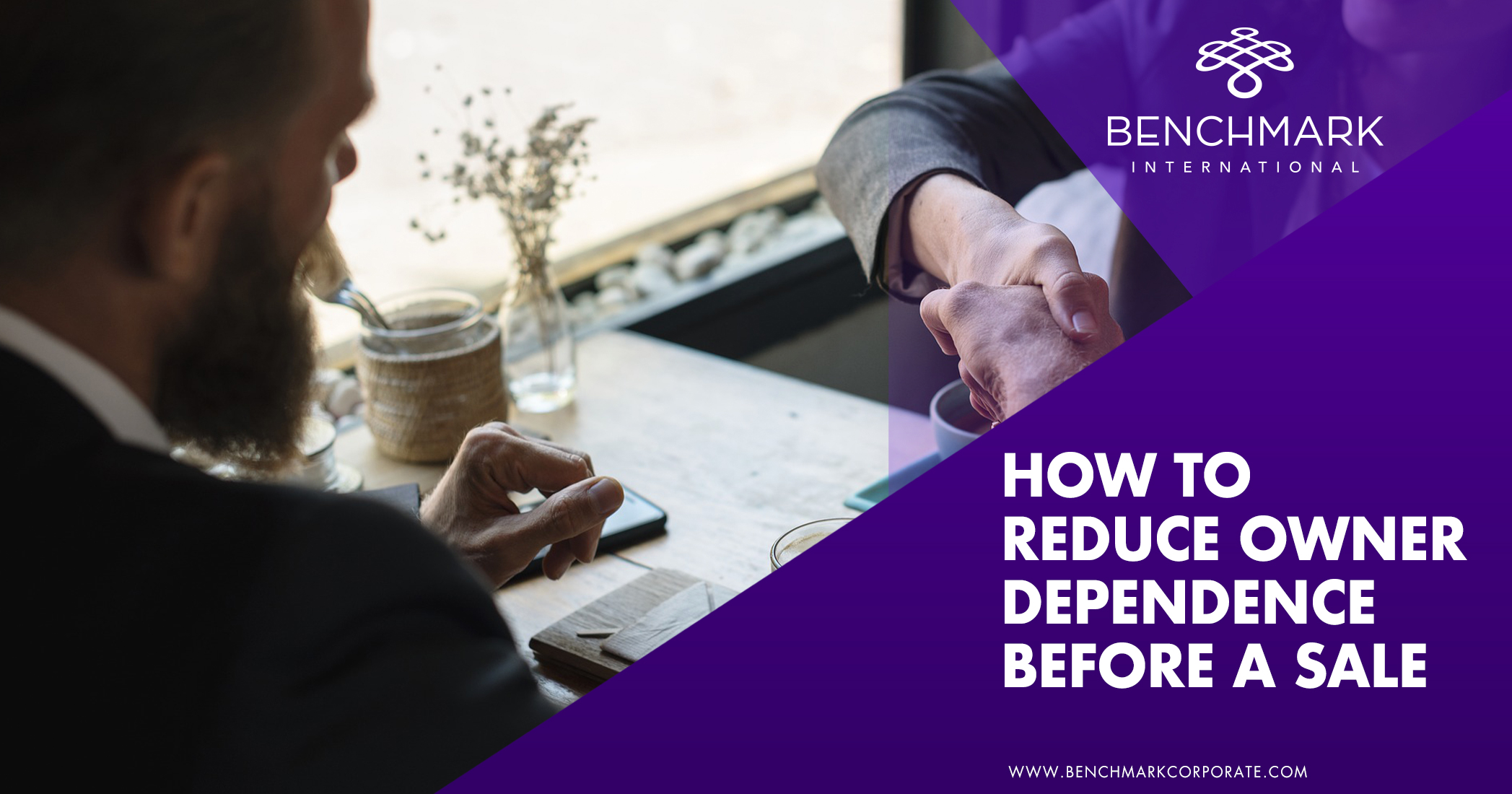 How To Reduce Owner Dependence Before A Sale